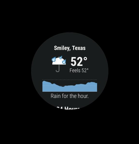 Dark Sky Hyperlocal Weather 3.0.0 Screenshot 12