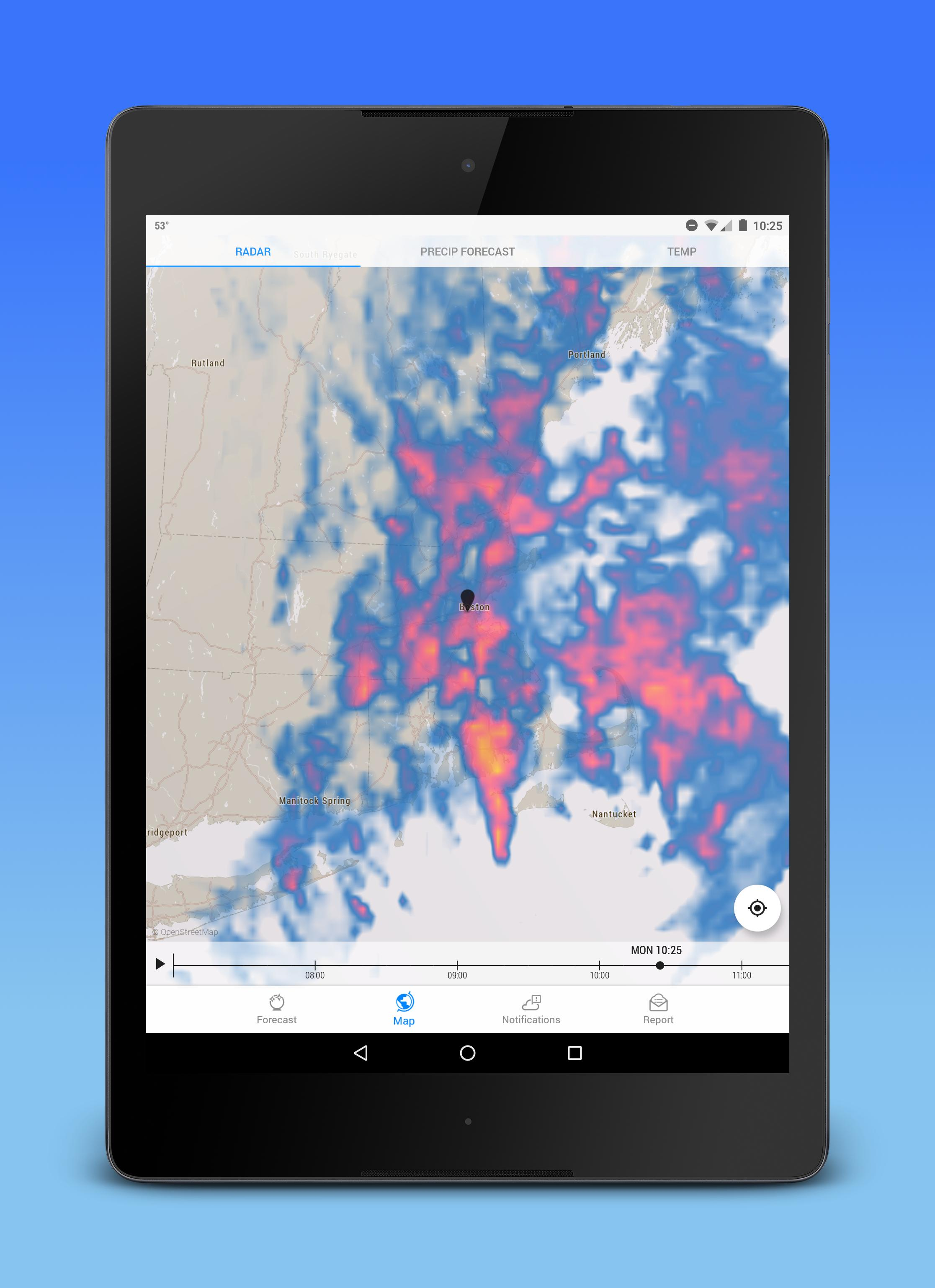 Dark Sky Hyperlocal Weather 3.0.0 Screenshot 9