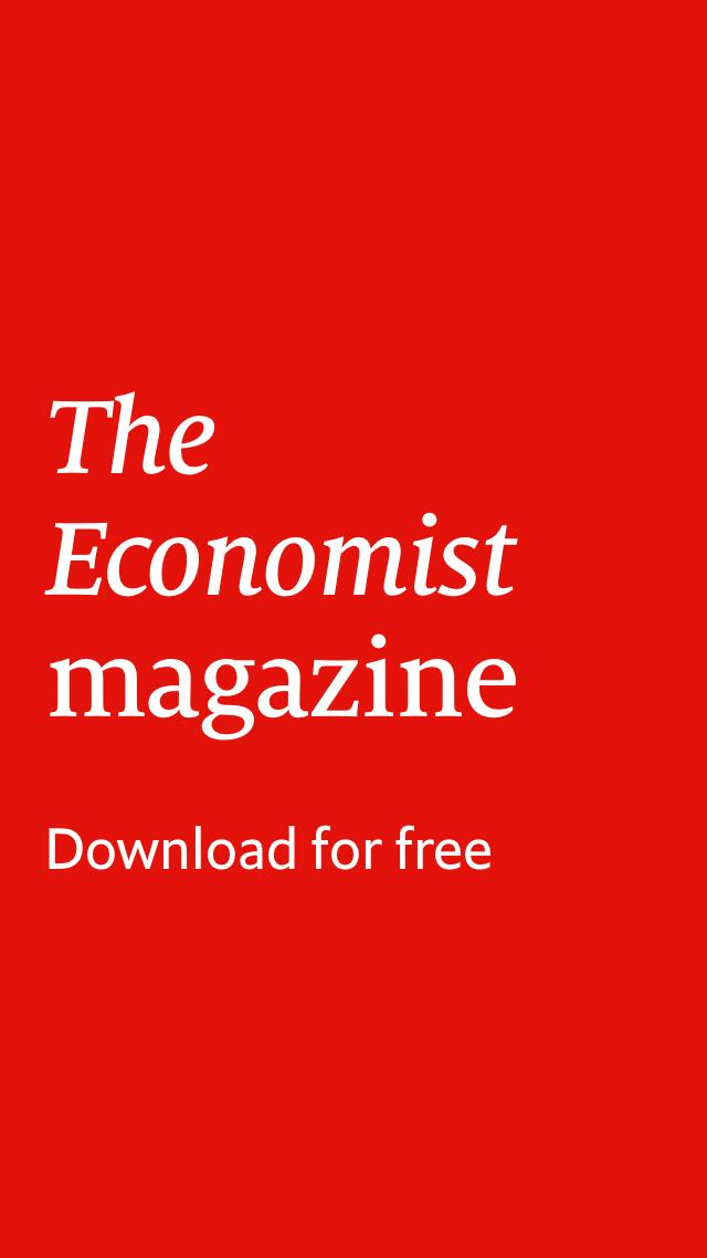 The Economist. Weekly issue 2.7.1 Screenshot 1
