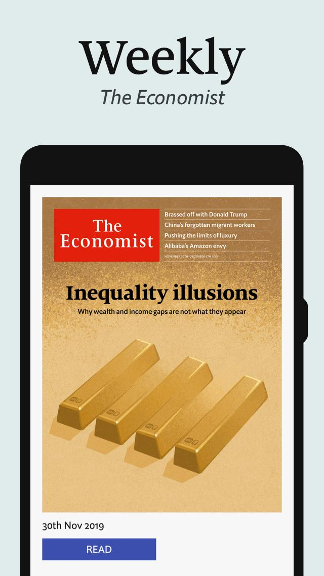 The Economist. Weekly issue 2.7.1 Screenshot 2