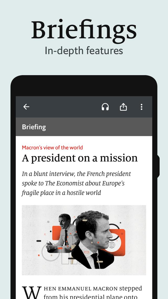 The Economist. Weekly issue 2.7.1 Screenshot 7