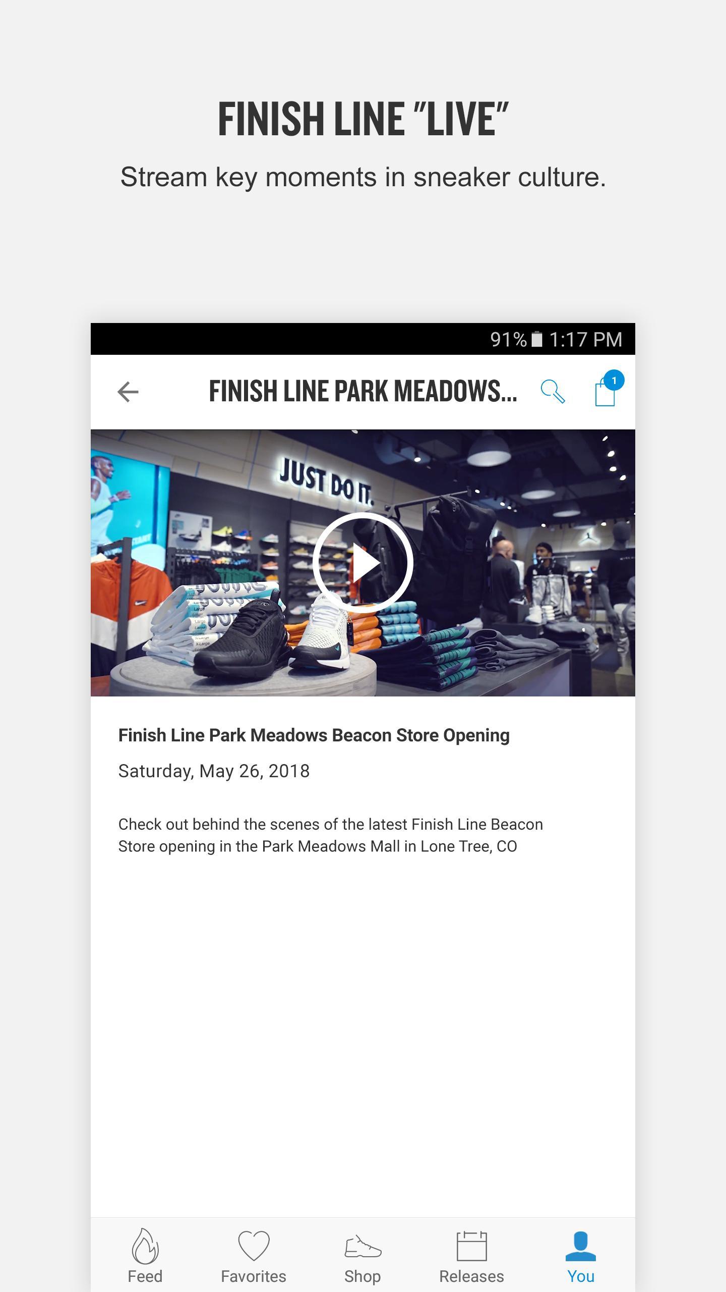 Finish Line Winner's Circle 2.5.9 Screenshot 5