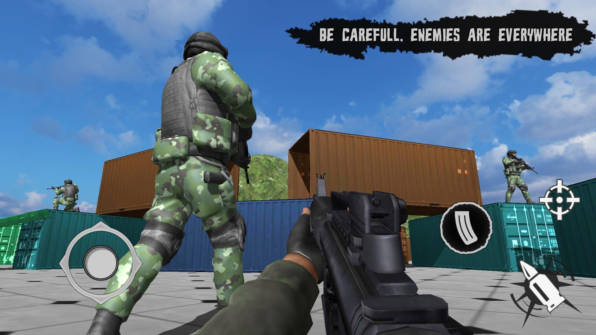 Last Call For Duty 1.4 Screenshot 6