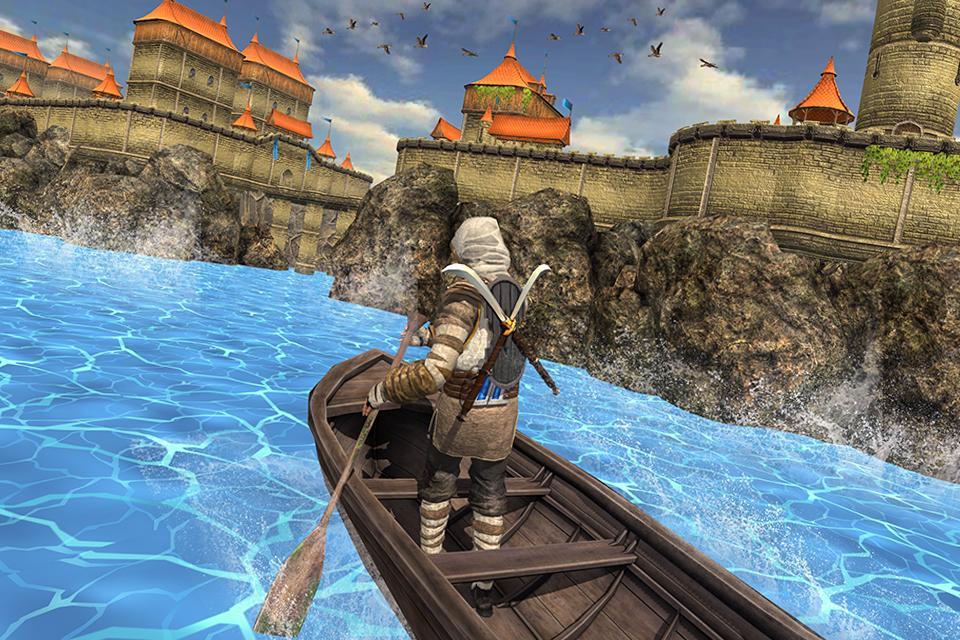Superhero Ninja Archery Assassin Kungfu Arashi 1.6 Screenshot 4