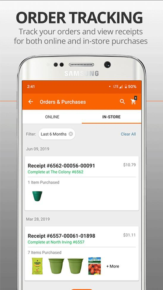 The Home Depot 6.0.4 Screenshot 6