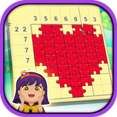 The Mystic Puzzland - Griddlers & Nonogram Puzzles app icon