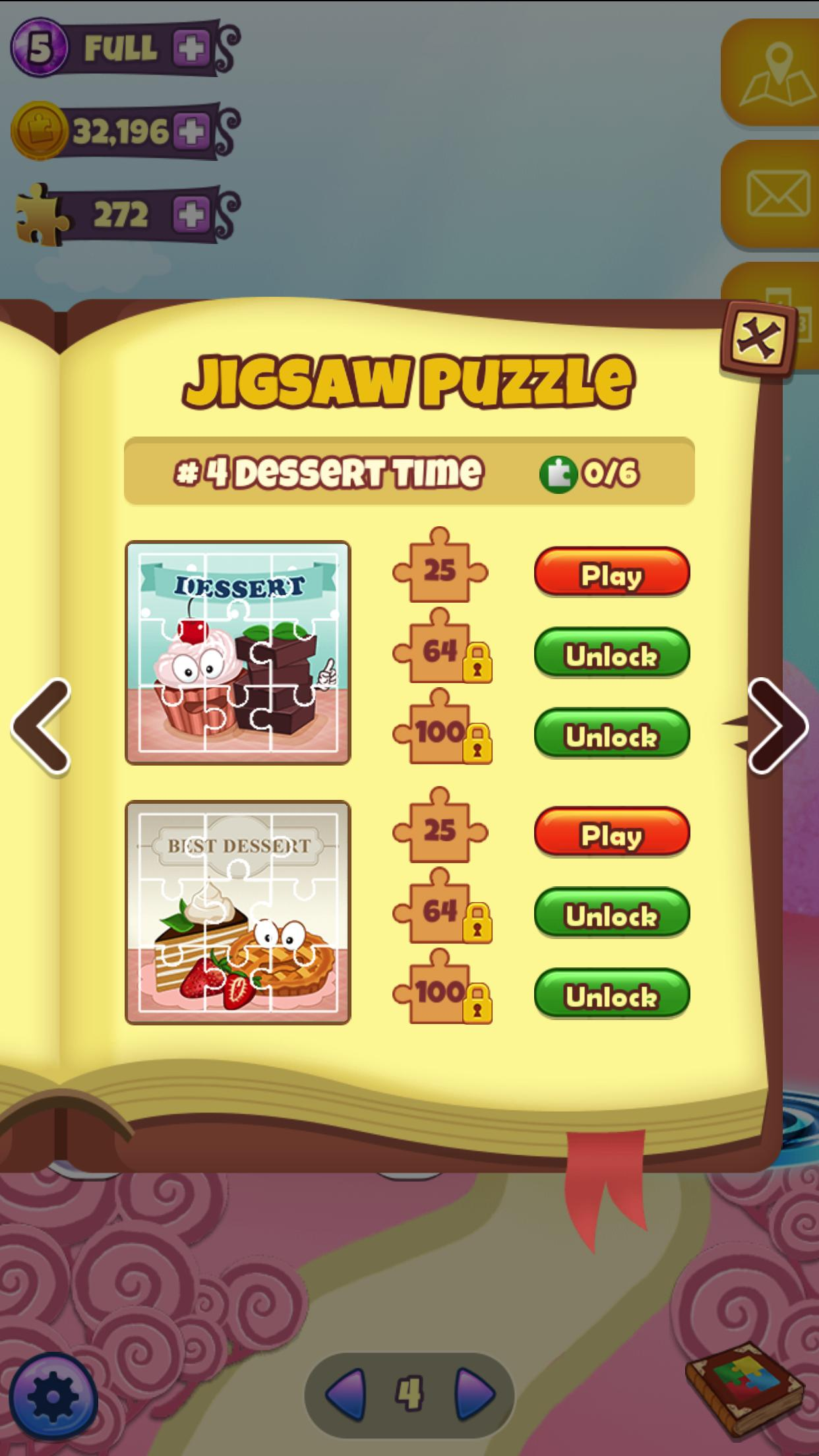 The Mystic Puzzland - Griddlers & Nonogram Puzzles 1.0.26 Screenshot 4