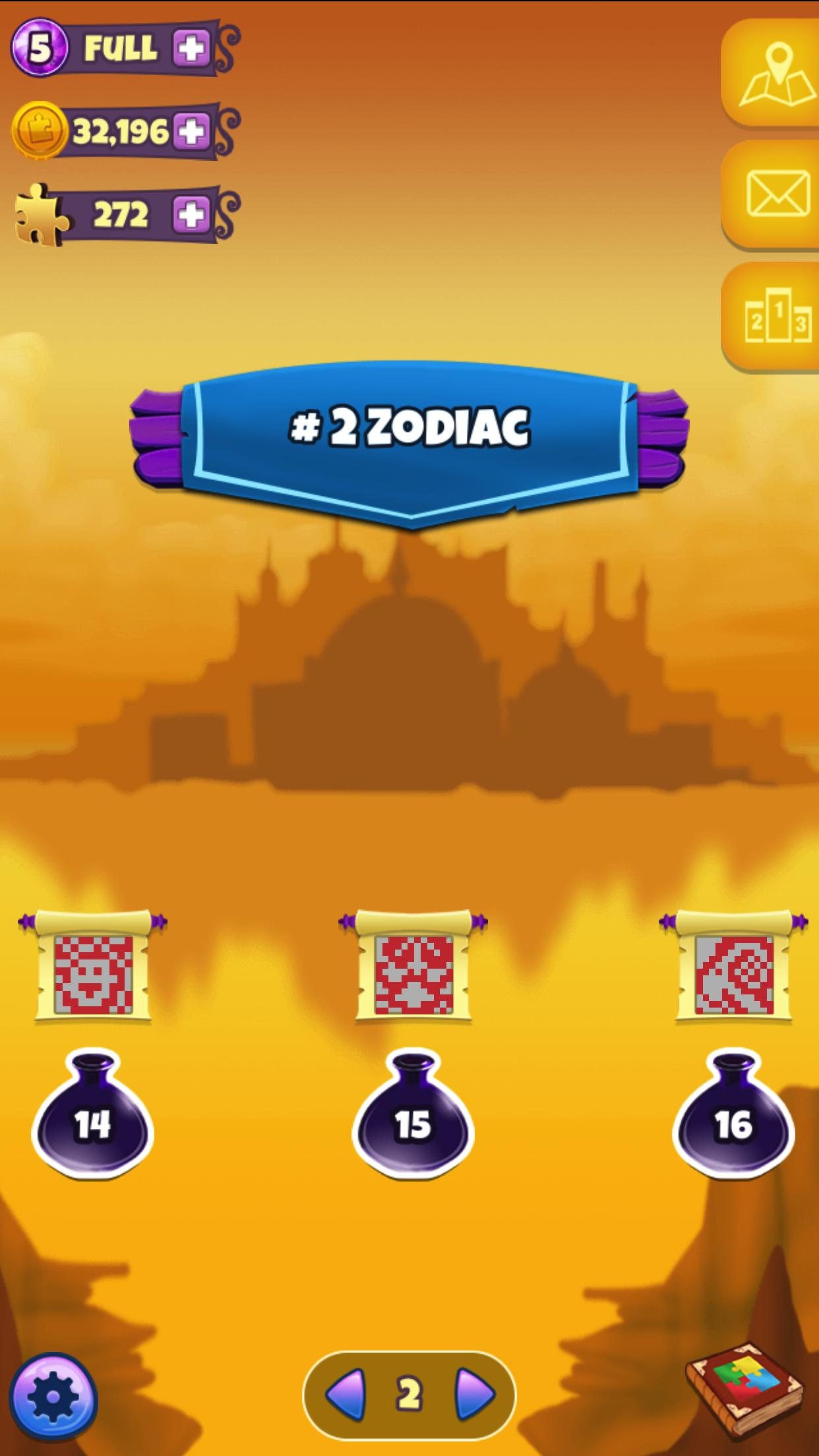 The Mystic Puzzland - Griddlers & Nonogram Puzzles 1.0.26 Screenshot 5