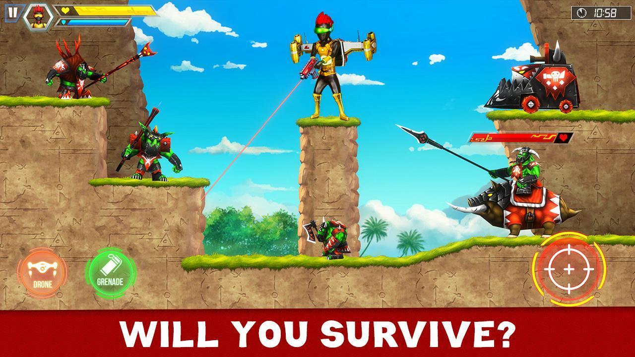 Mr Shooter Offline Game -Puzzle Adventure New Game 1.28 Screenshot 2
