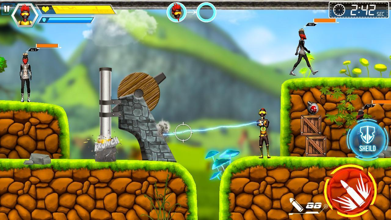 Mr Shooter Offline Game -Puzzle Adventure New Game 1.28 Screenshot 24