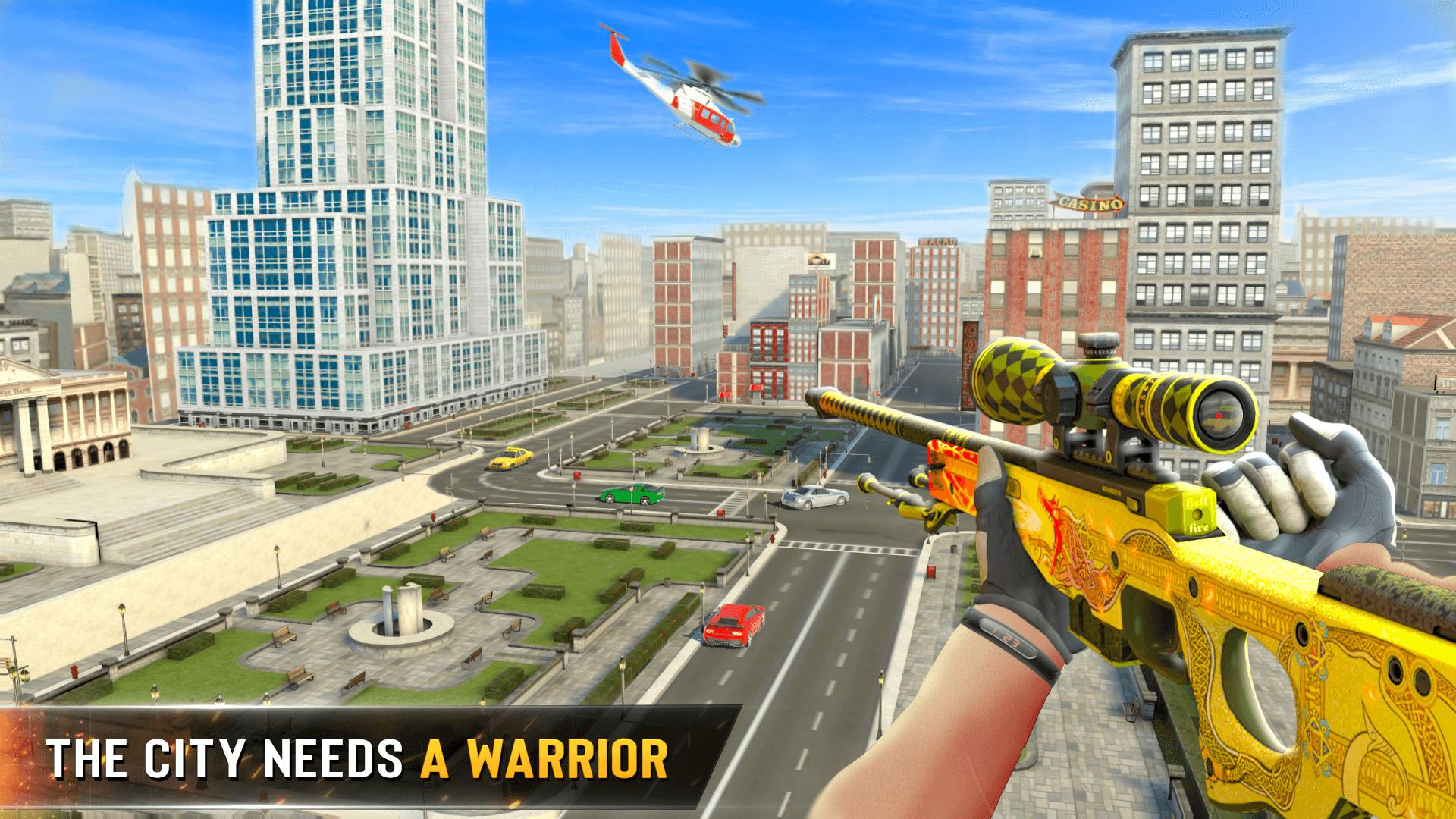 New Sniper Shooter: Free offline 3D shooting games 1.78 Screenshot 11
