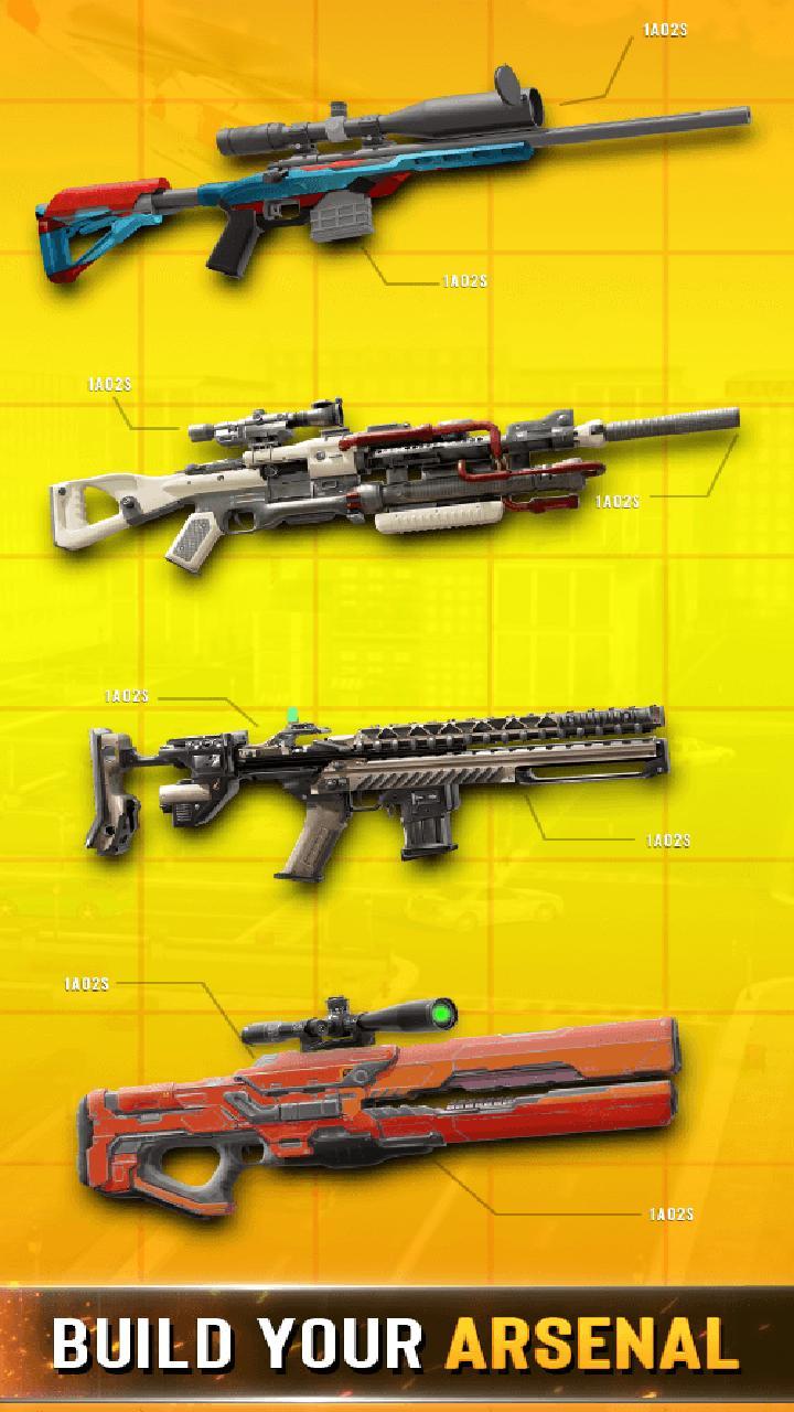 New Sniper Shooter: Free offline 3D shooting games 1.78 Screenshot 4