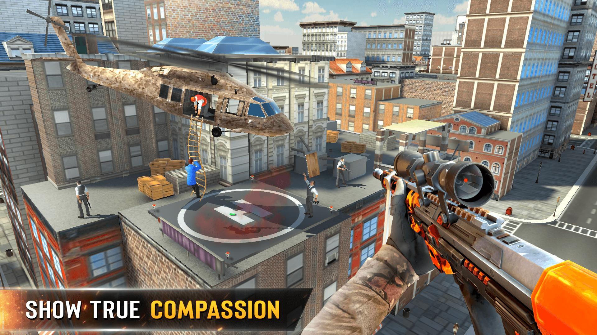 New Sniper Shooter: Free offline 3D shooting games 1.78 Screenshot 5