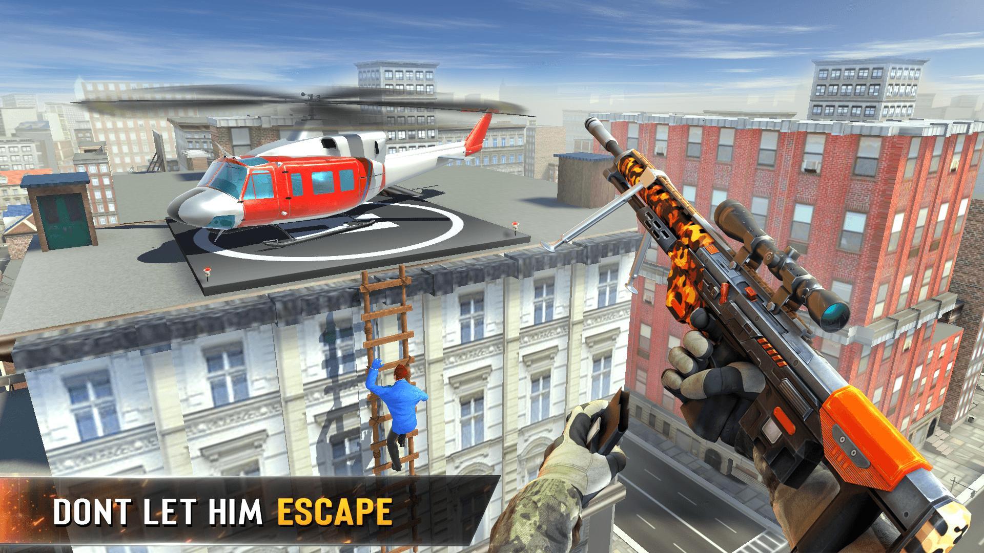 New Sniper Shooter: Free offline 3D shooting games 1.78 Screenshot 8