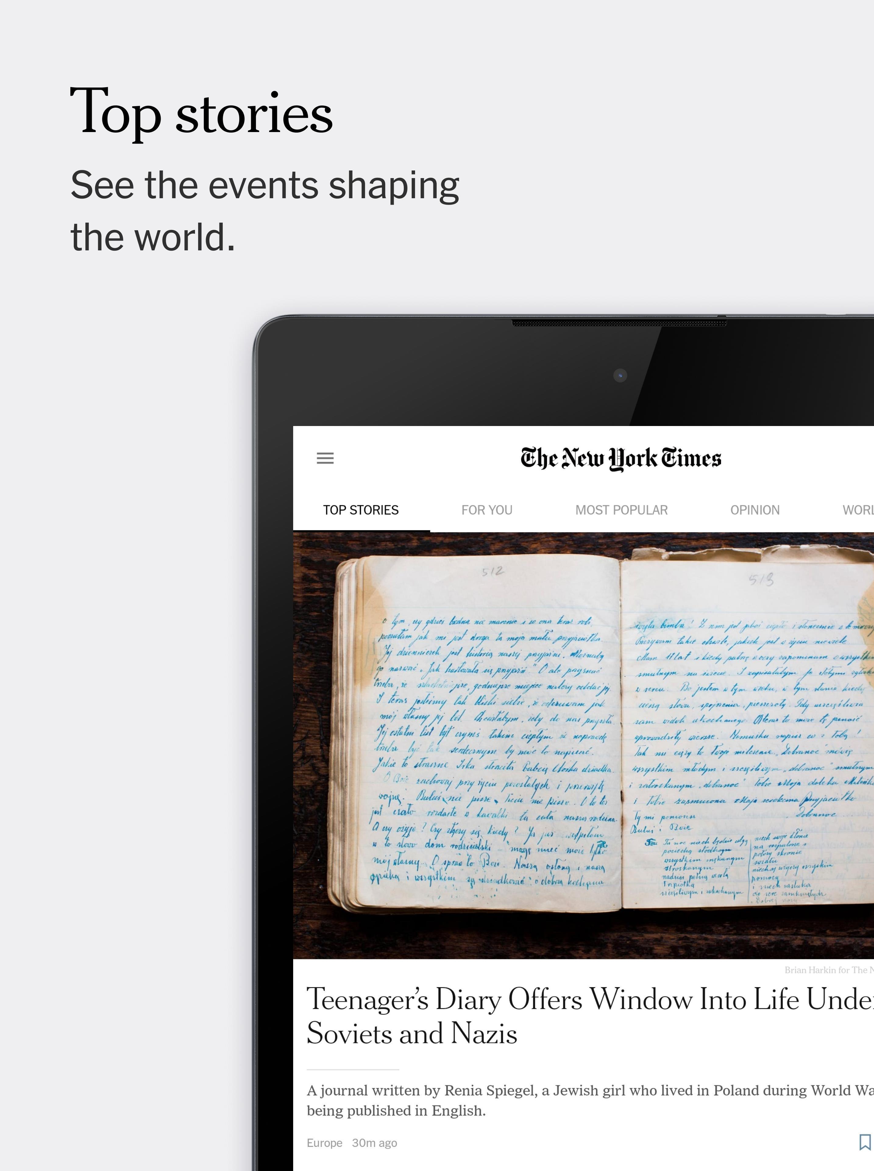 The New York Times 9.24 Screenshot 17