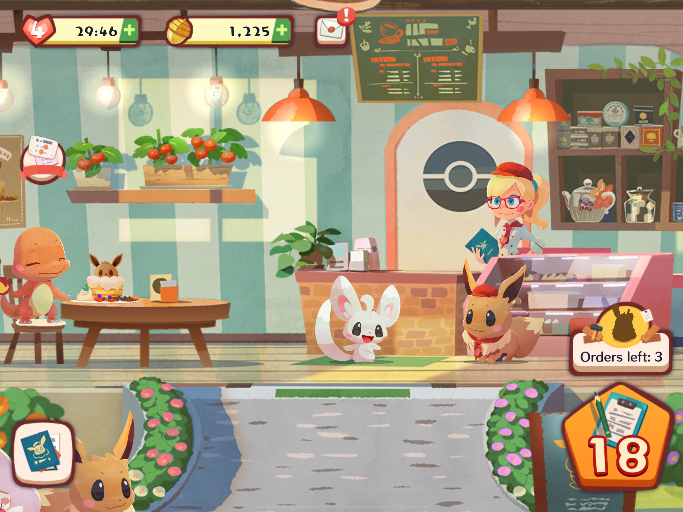 Pokémon Café Mix 1.40.0 Screenshot 15