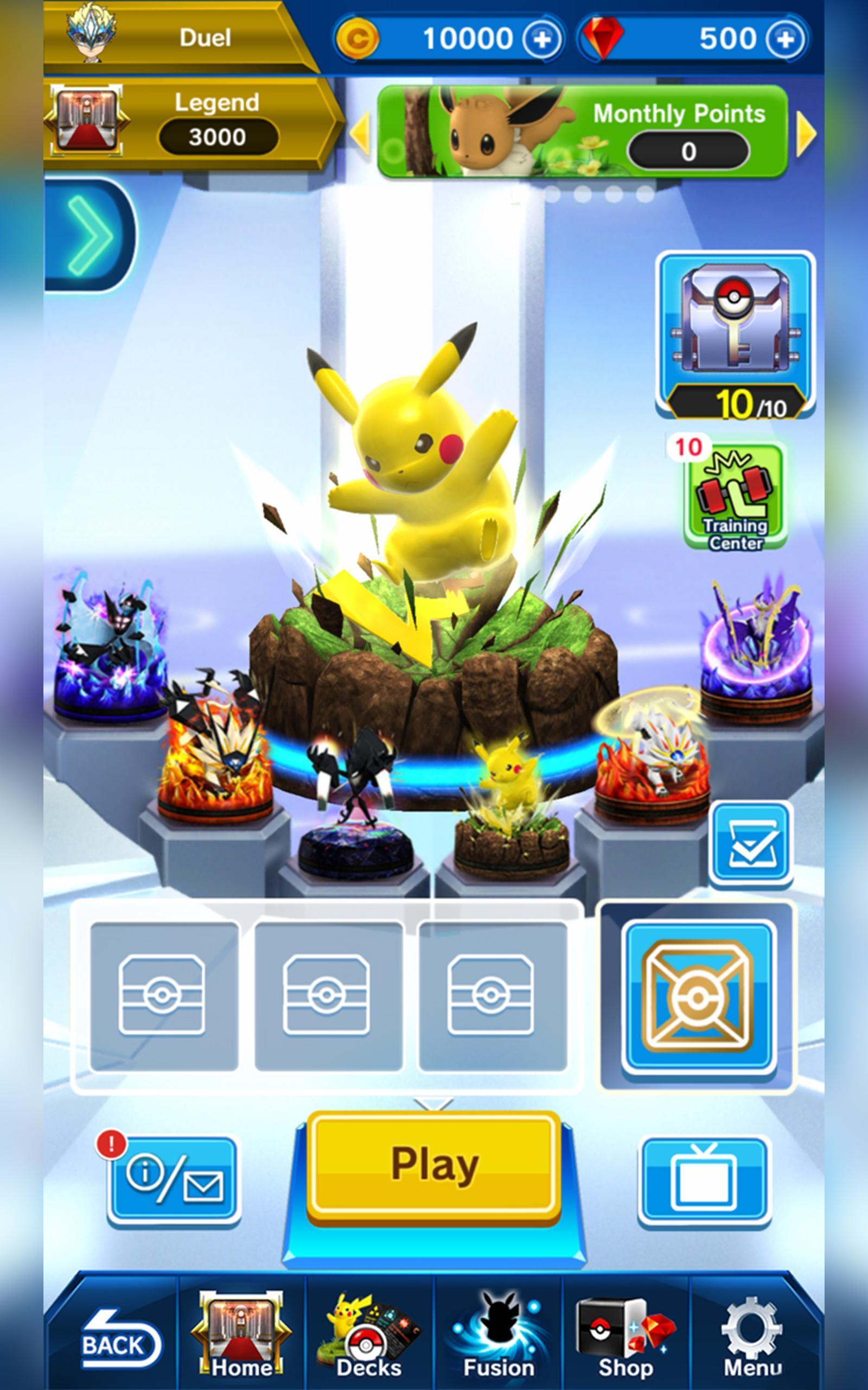 Pokémon Duel 7.0.15 Screenshot 10