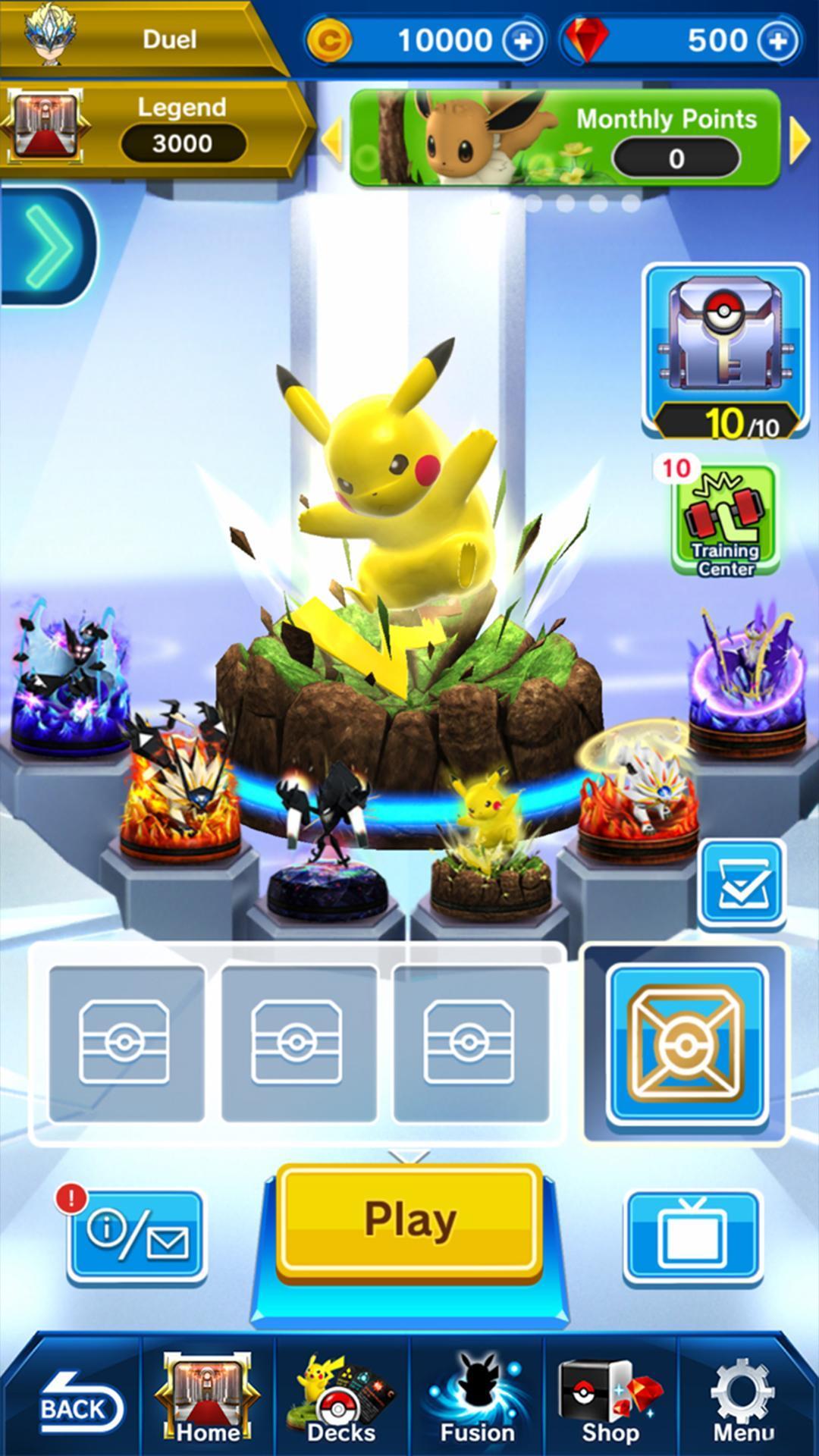 Pokémon Duel 7.0.15 Screenshot 5
