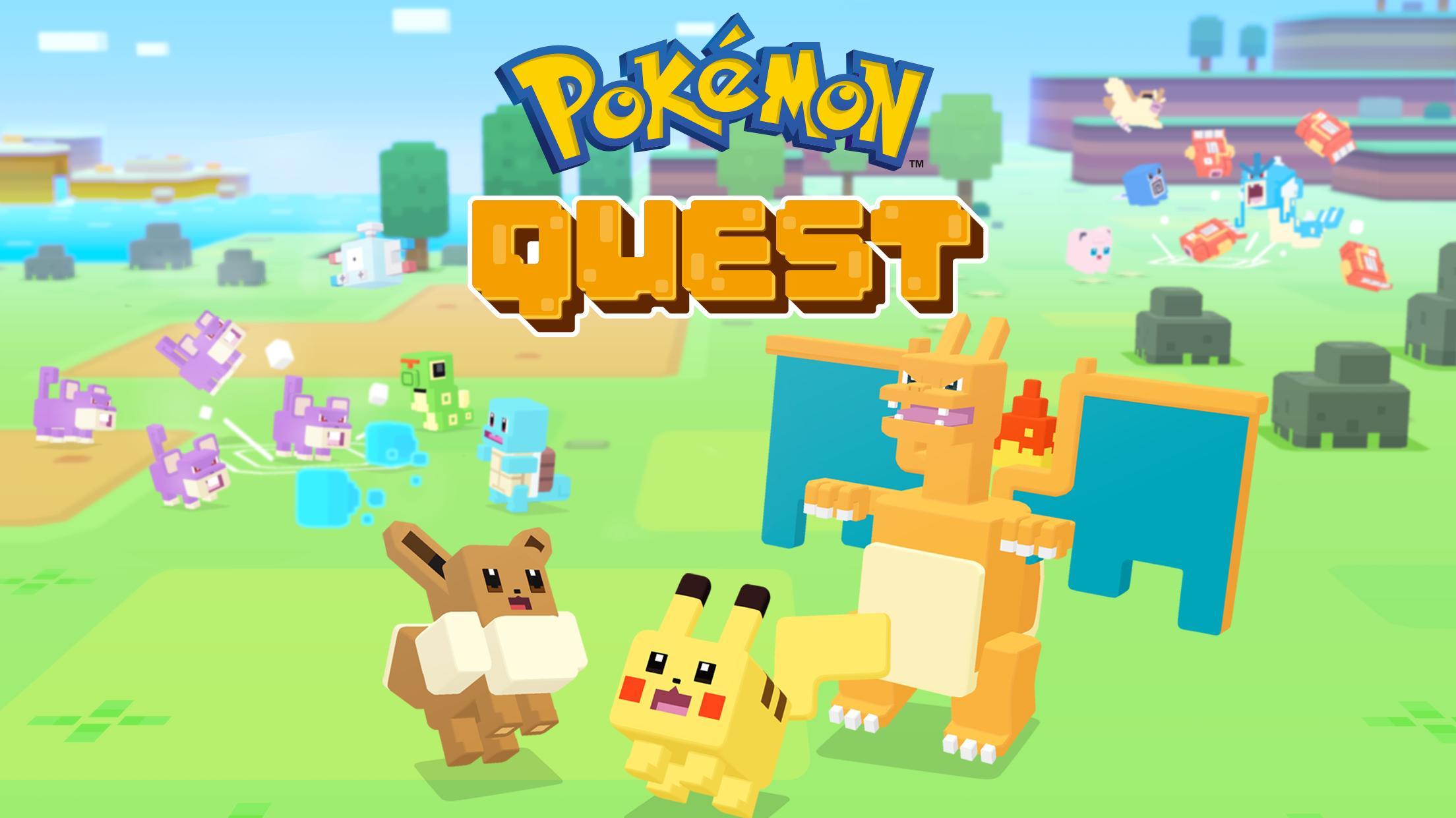 Pokémon Quest 1.0.4 Screenshot 1