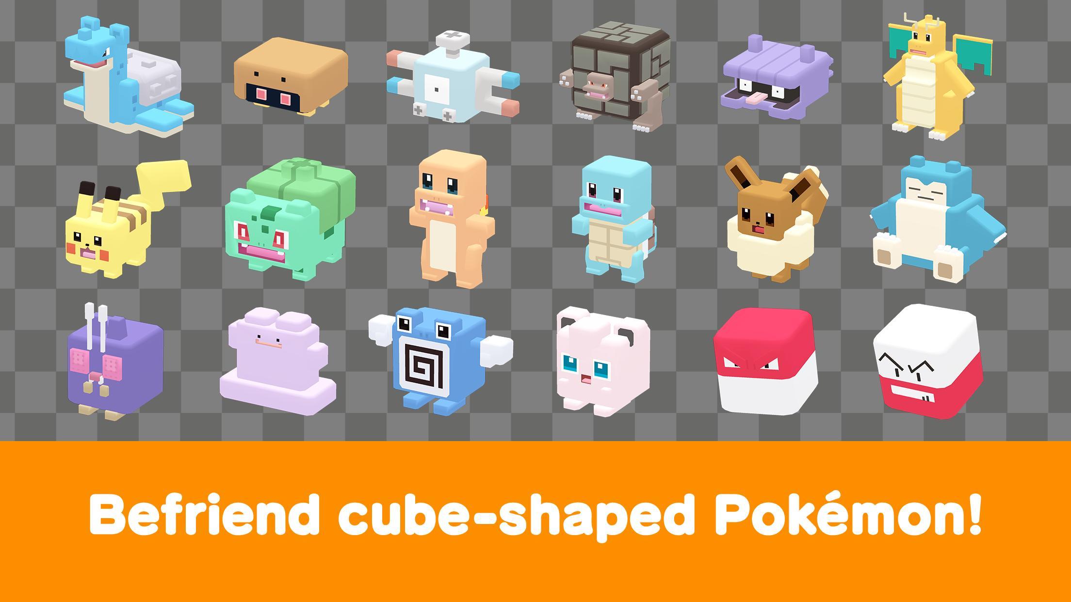 Pokémon Quest 1.0.4 Screenshot 3