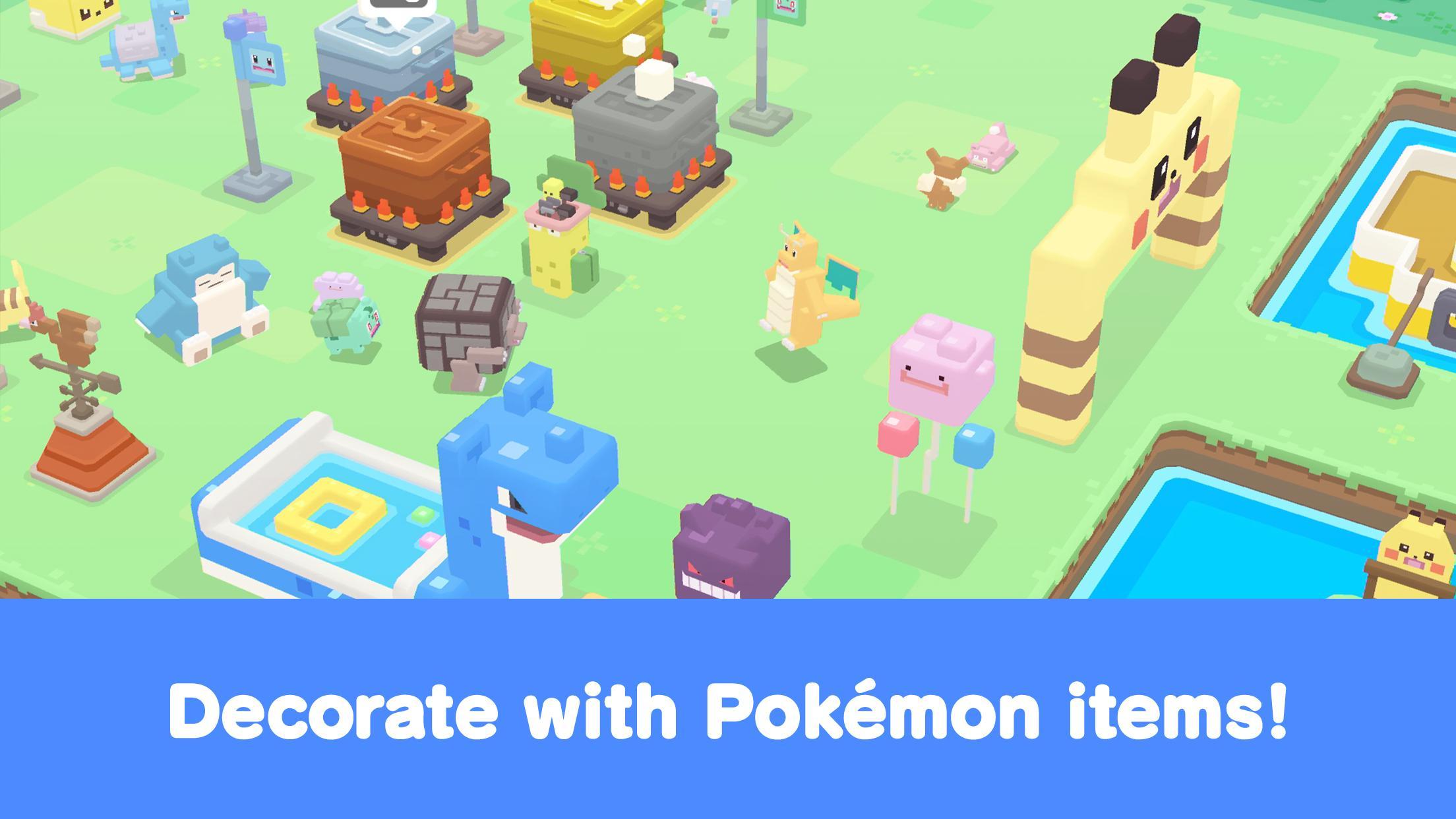 Pokémon Quest 1.0.4 Screenshot 4