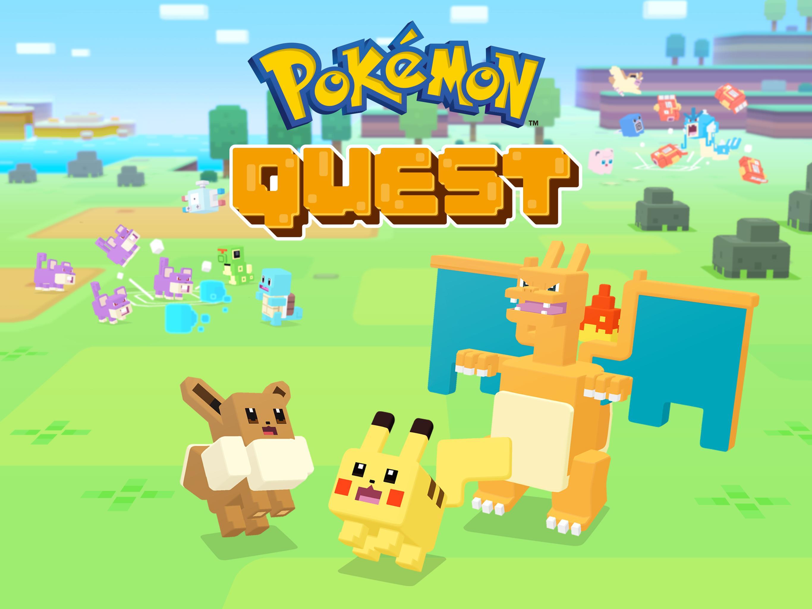 Pokémon Quest 1.0.4 Screenshot 5