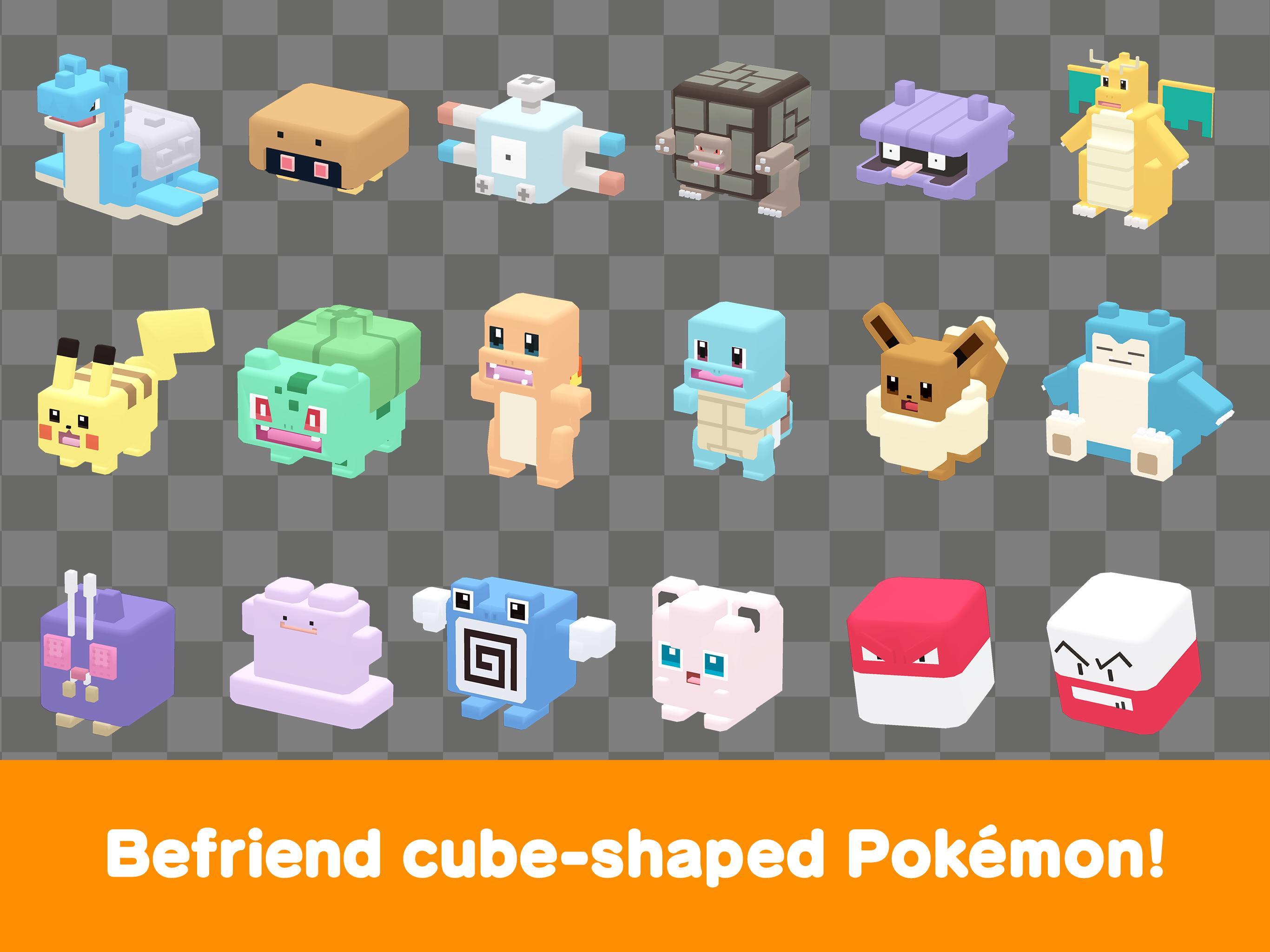 Pokémon Quest 1.0.4 Screenshot 7