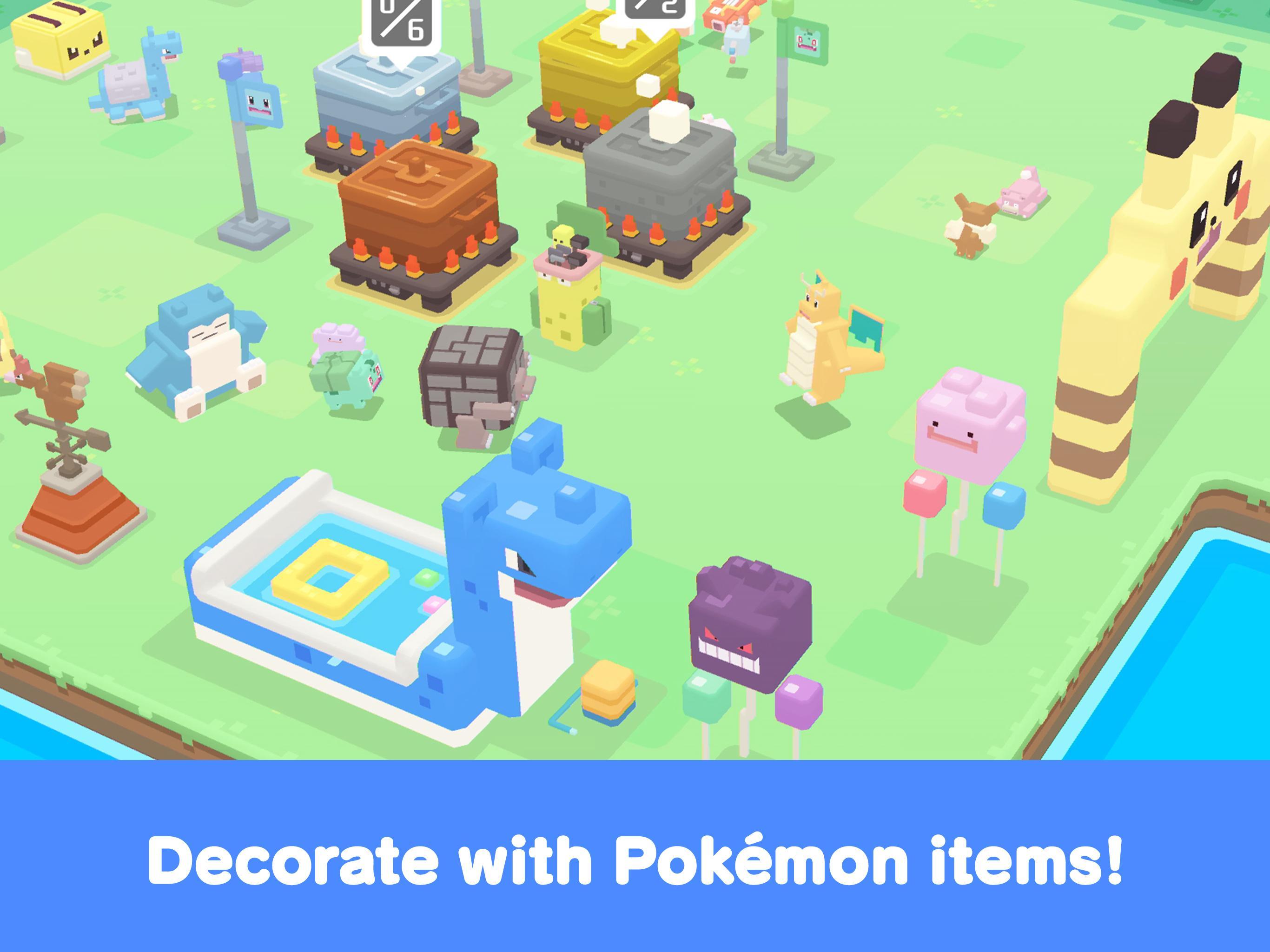 Pokémon Quest 1.0.4 Screenshot 8