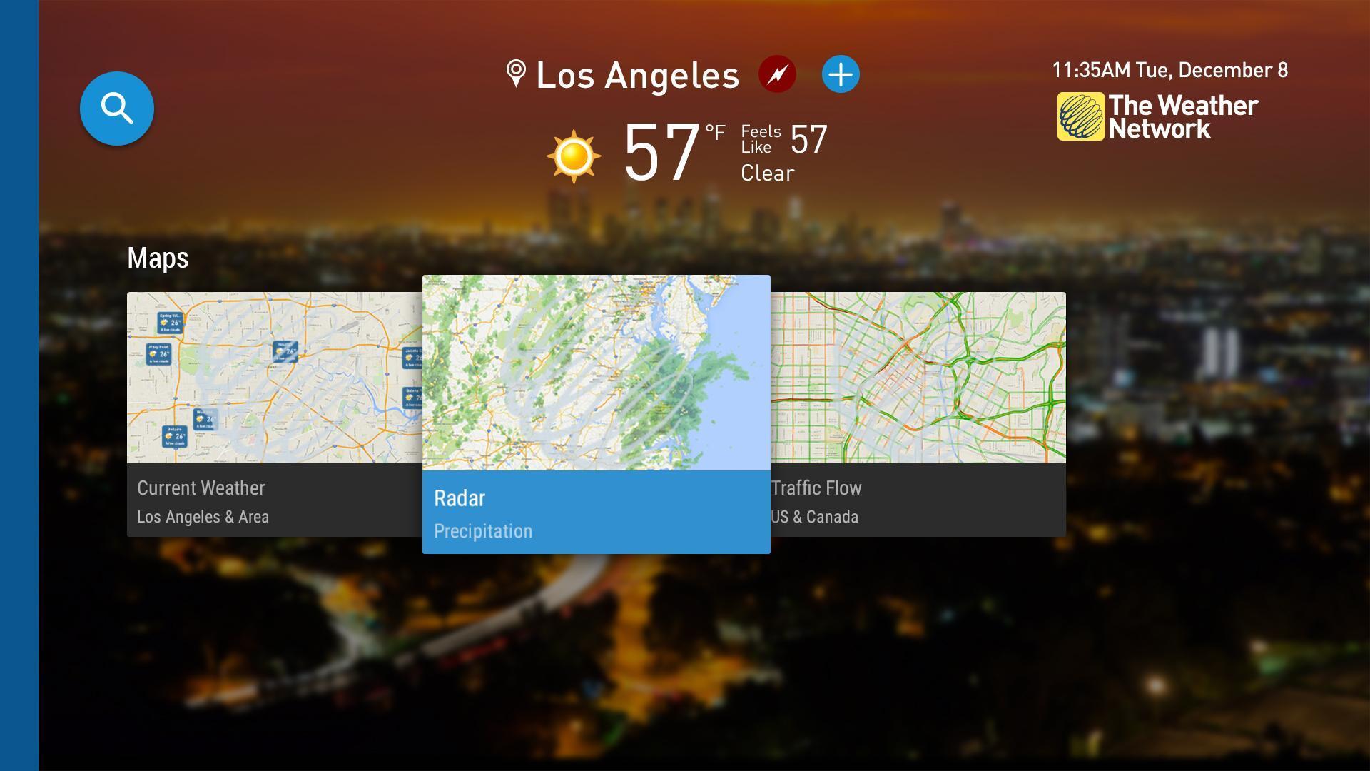 The Weather Network TV App 1.1.5.2 Screenshot 6