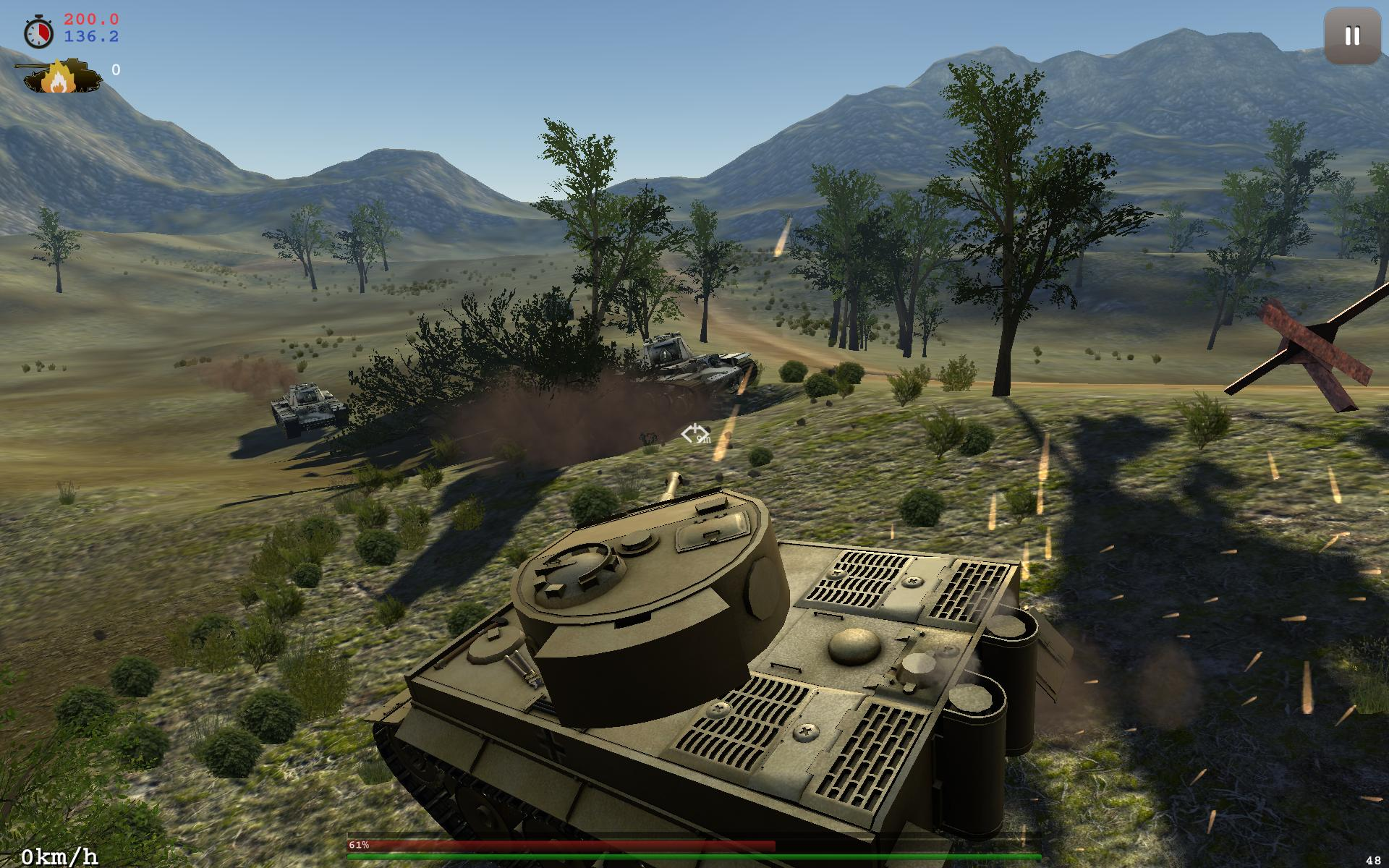 Archaic: Tank Warfare 4.03 Screenshot 1