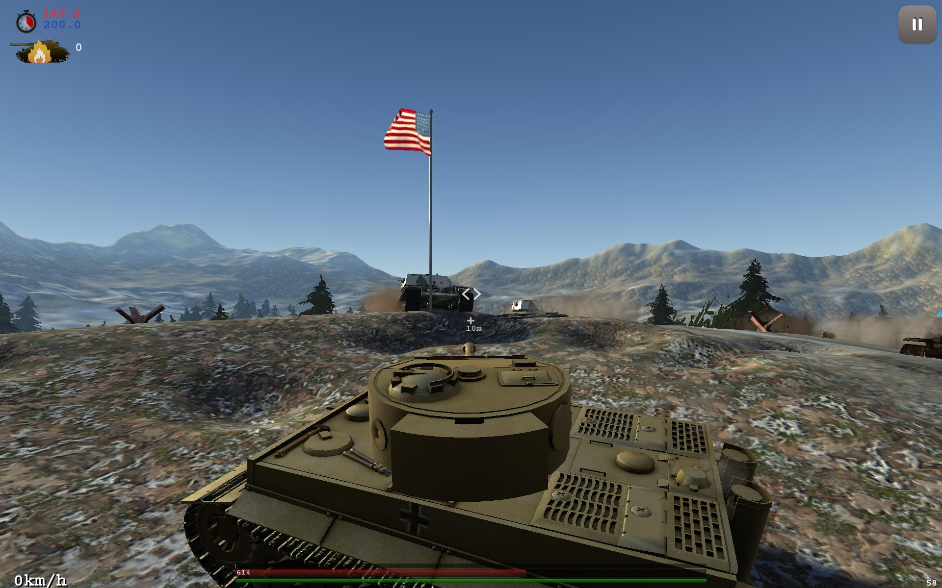Archaic: Tank Warfare 4.03 Screenshot 10