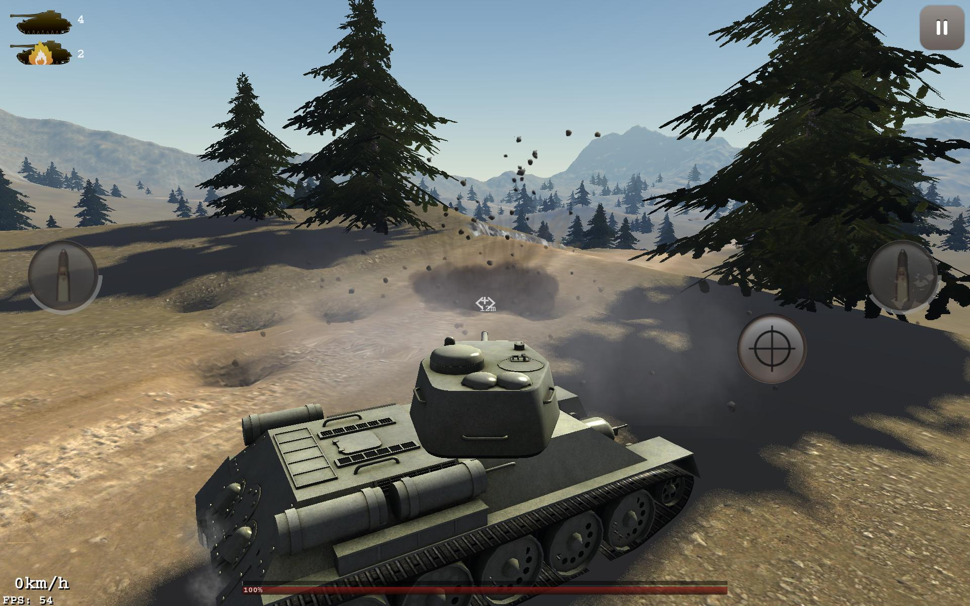 Archaic: Tank Warfare 4.03 Screenshot 11