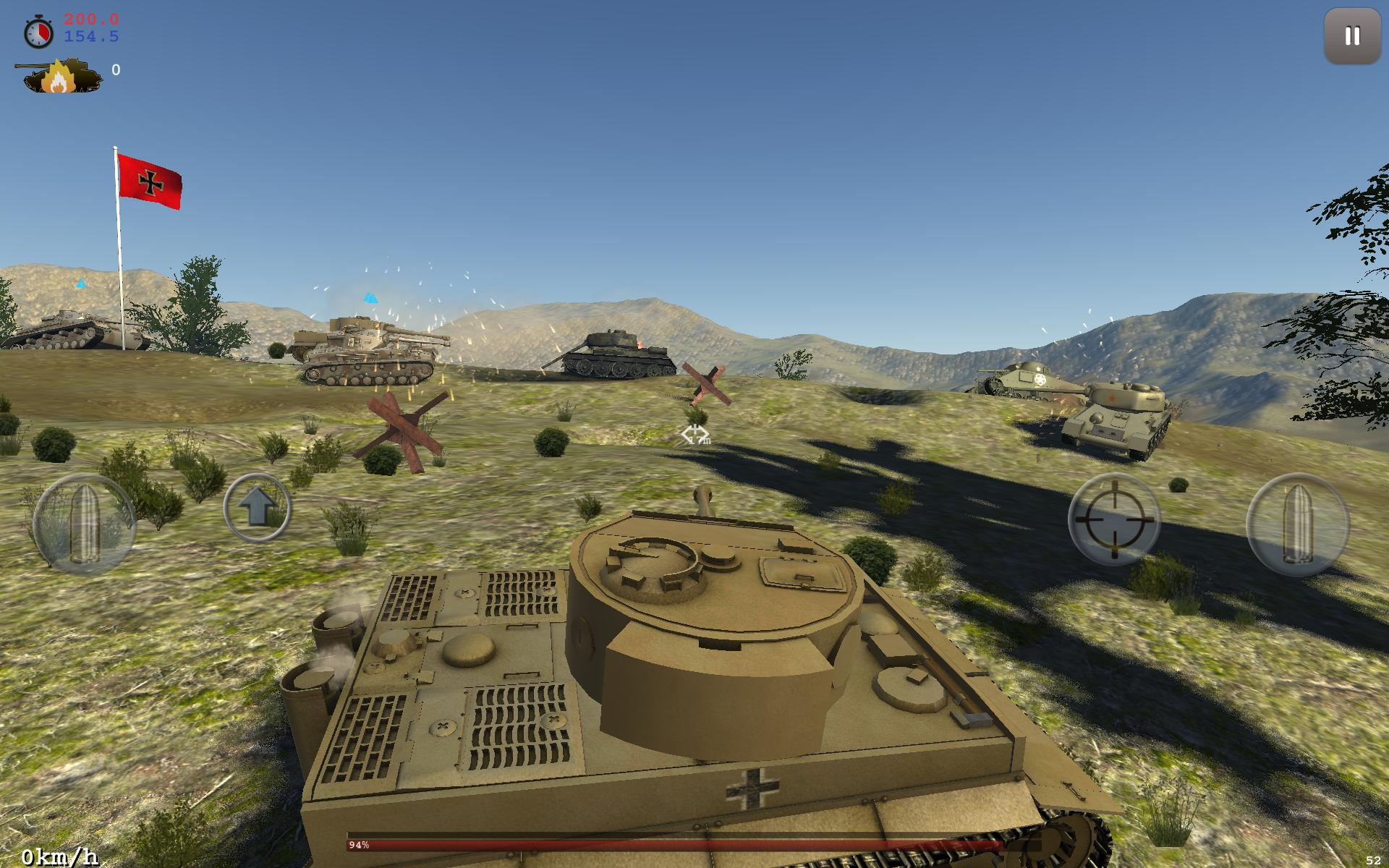 Archaic: Tank Warfare 4.03 Screenshot 12