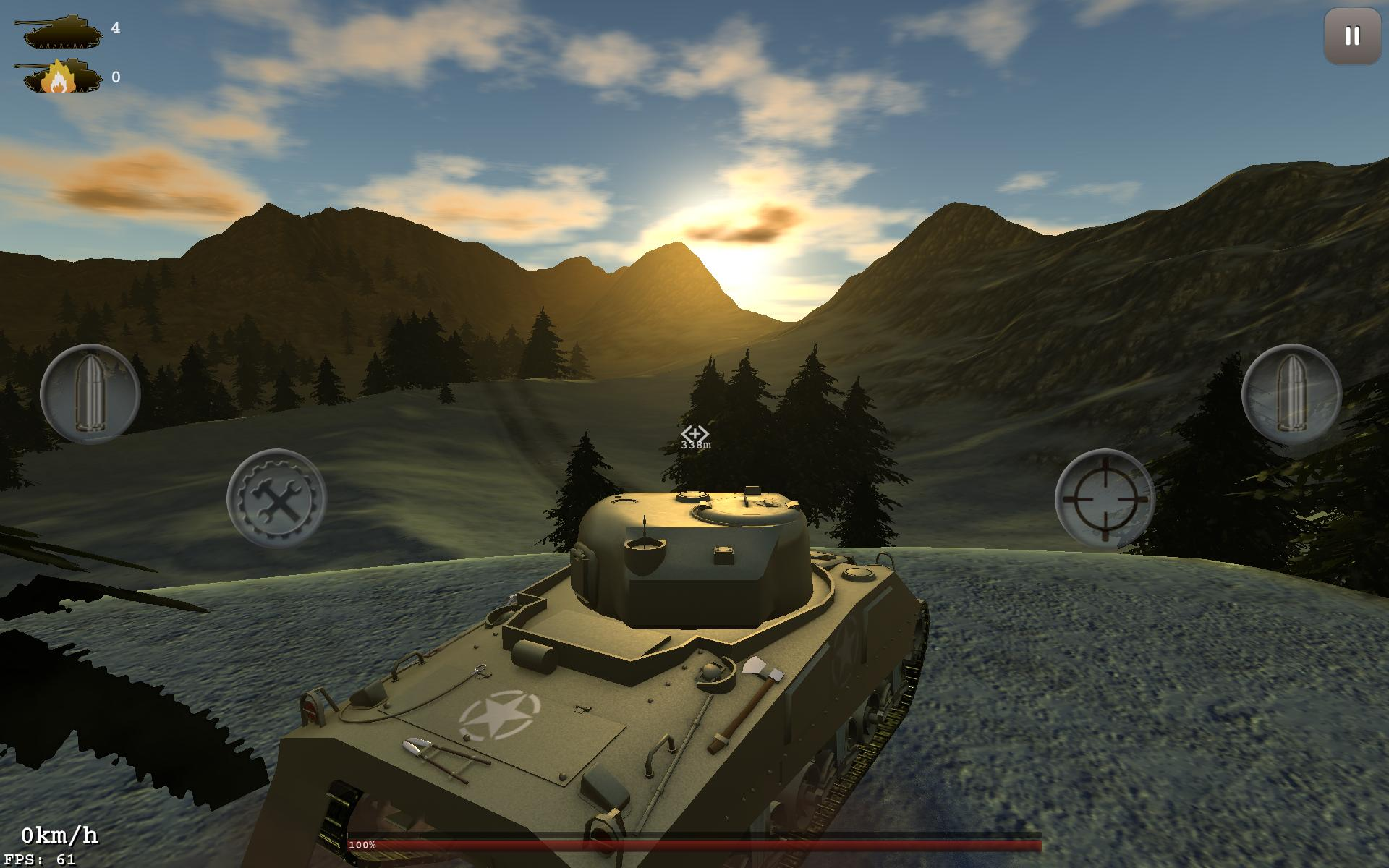 Archaic: Tank Warfare 4.03 Screenshot 3