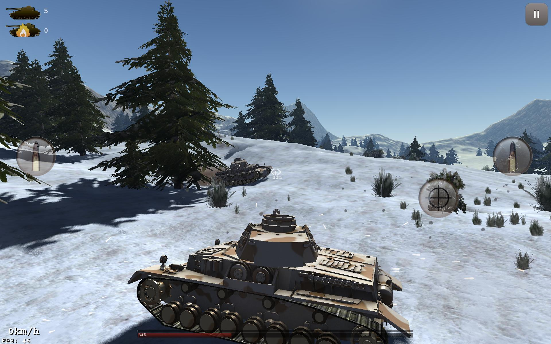 Archaic: Tank Warfare 4.03 Screenshot 5