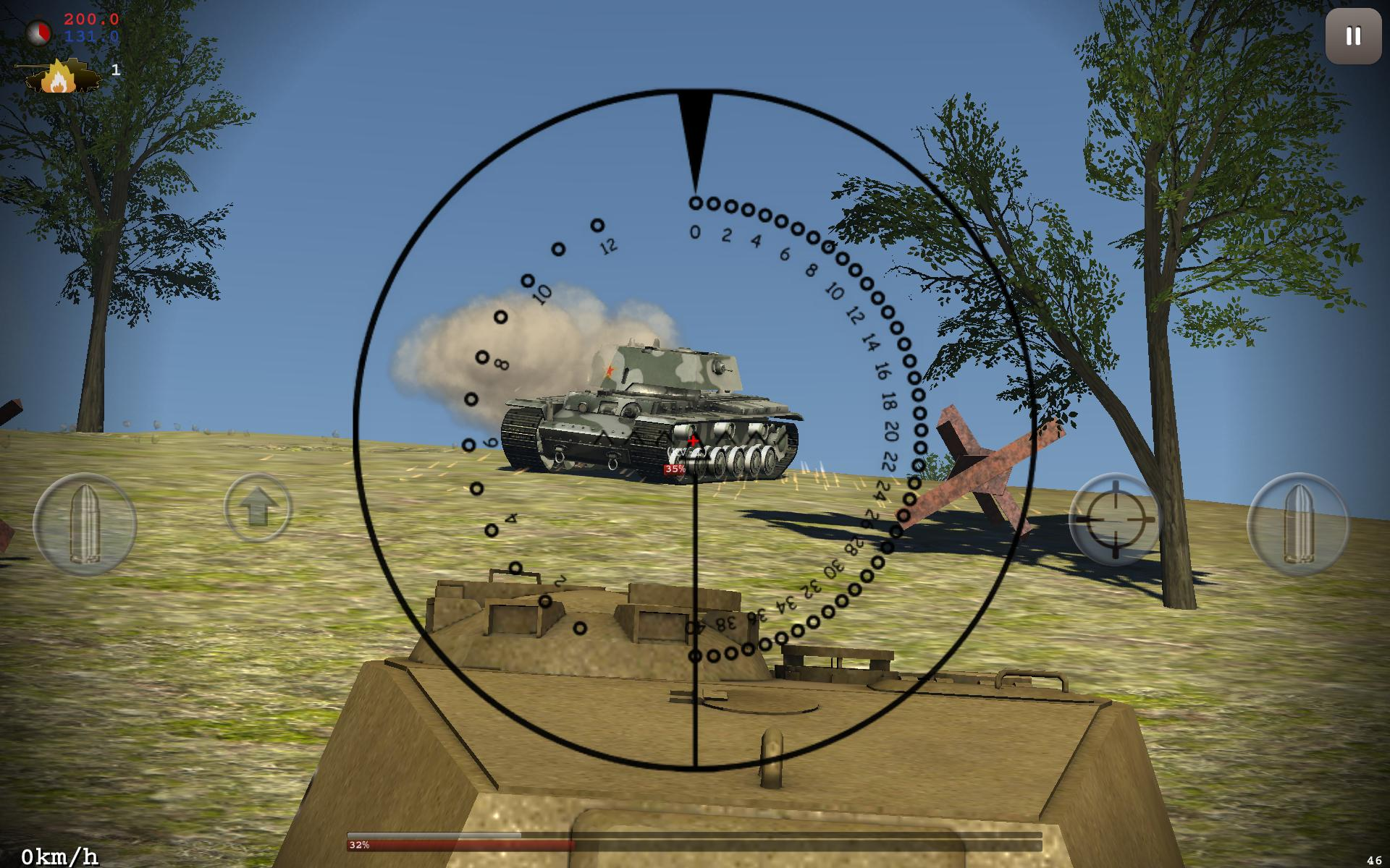 Archaic: Tank Warfare 4.03 Screenshot 6