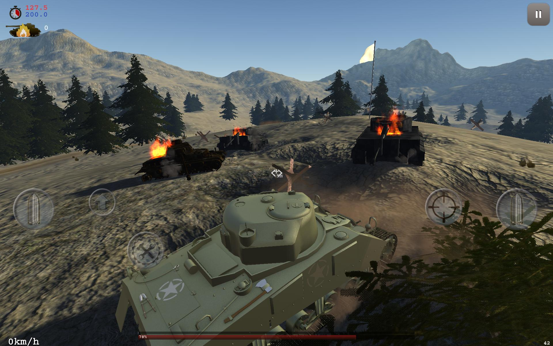 Archaic: Tank Warfare 4.03 Screenshot 7