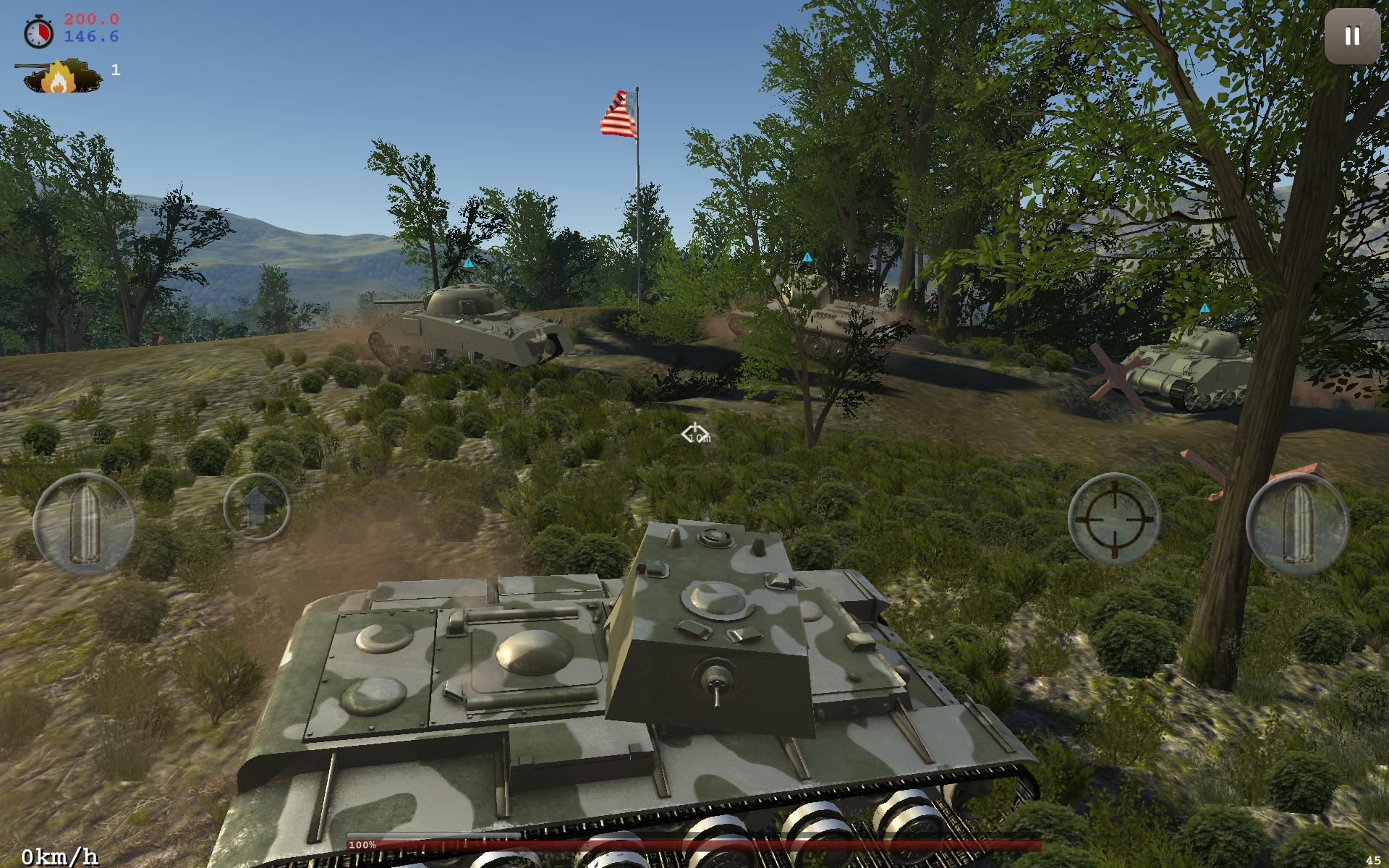Archaic: Tank Warfare 4.03 Screenshot 8