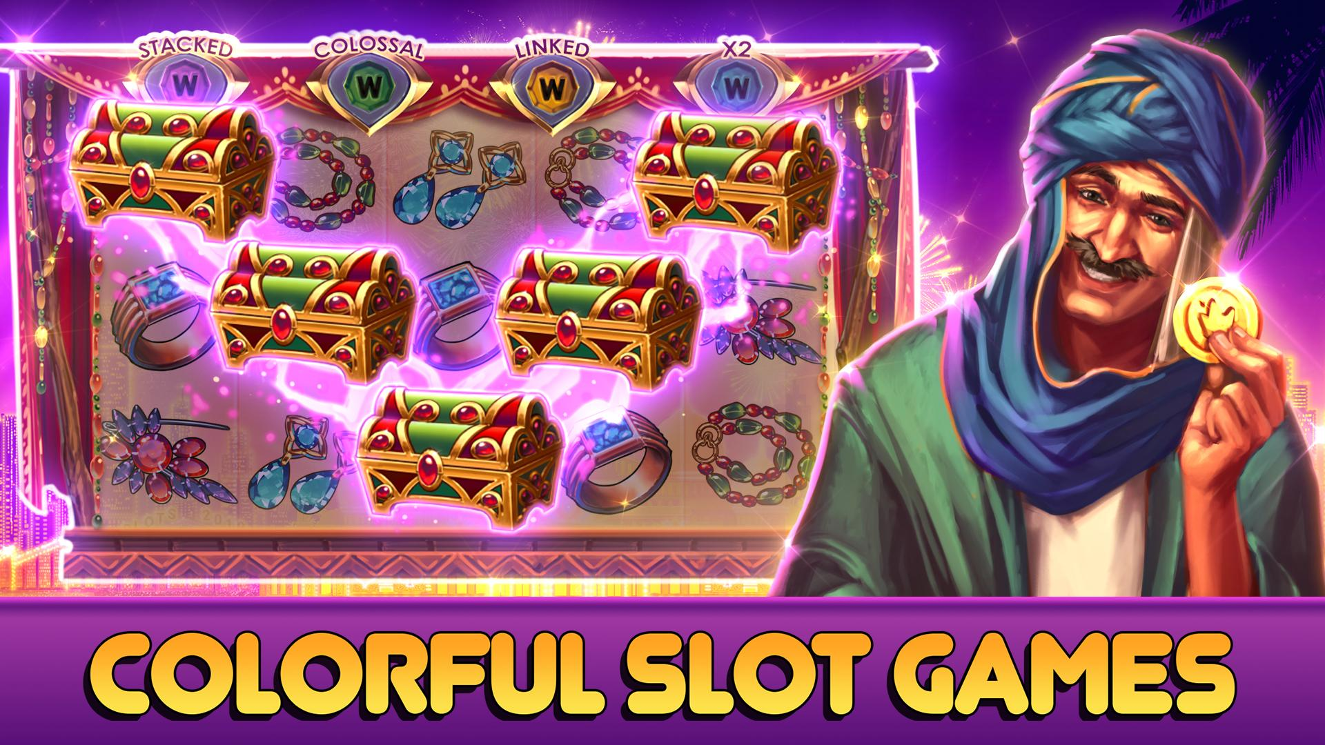 Slots UP!-free casino games & slot machine offline 1.7 Screenshot 2