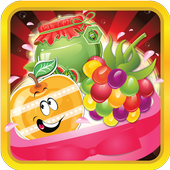 Match 3 Fruit Wonderland Puzzle - Jungle Adventure app icon
