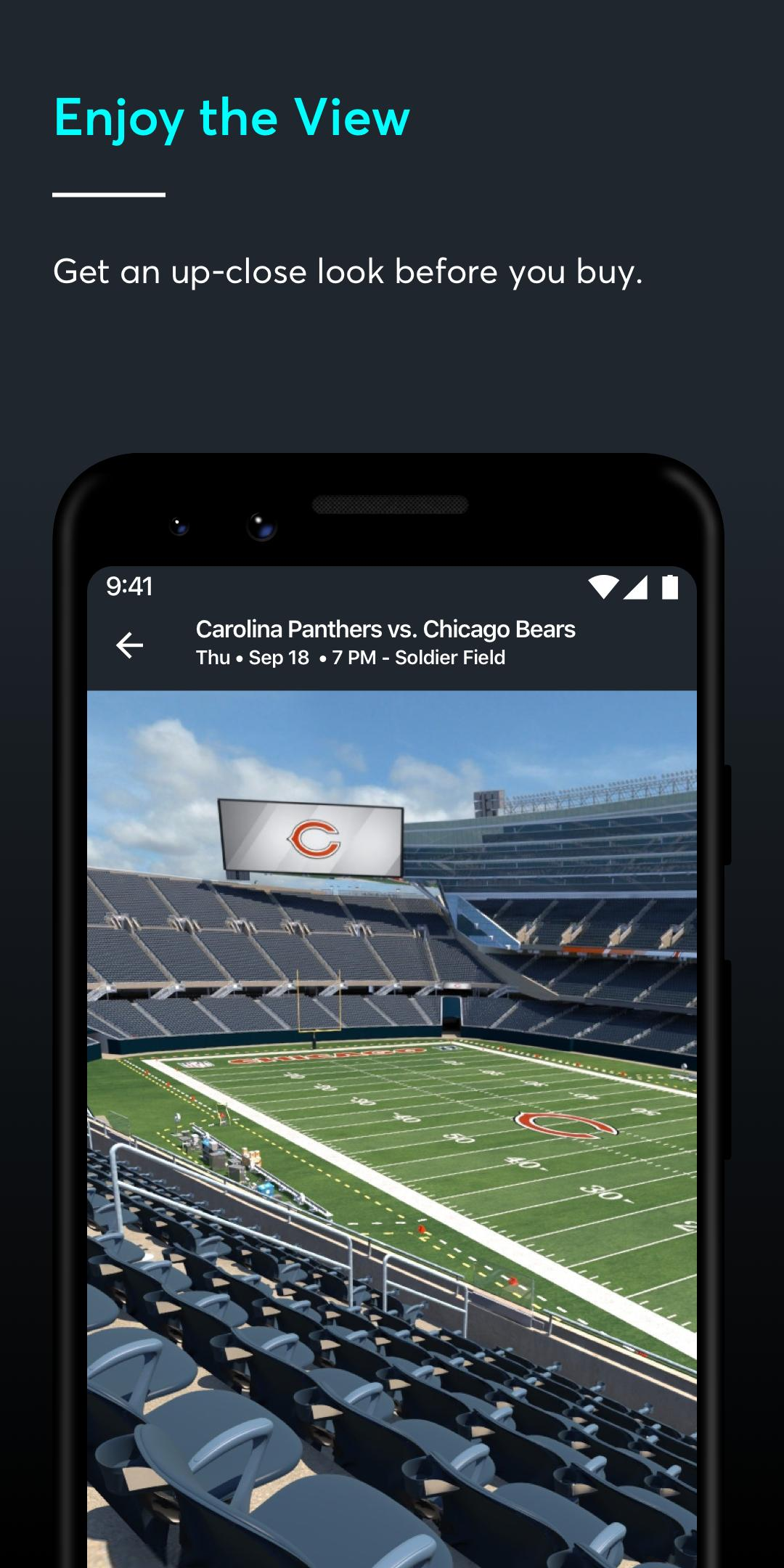 Ticketmaster-Buy, Sell Tickets to Concerts, Sports 224.0 Screenshot 3