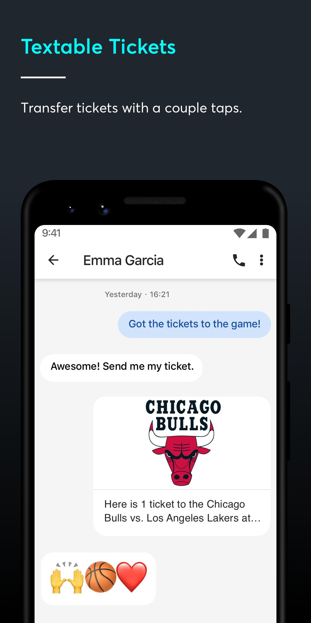 Ticketmaster-Buy, Sell Tickets to Concerts, Sports 224.0 Screenshot 4