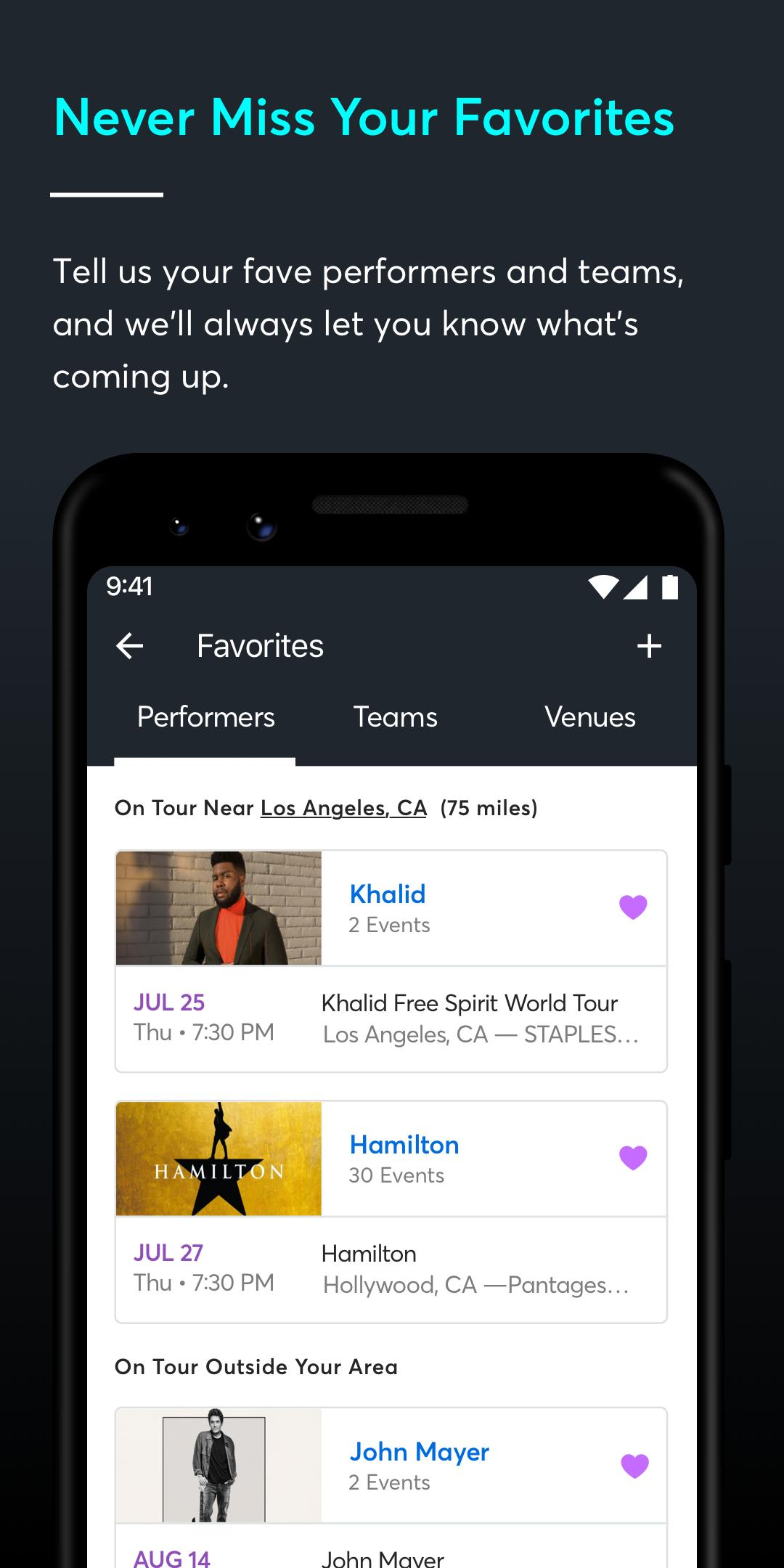 Ticketmaster-Buy, Sell Tickets to Concerts, Sports 224.0 Screenshot 6
