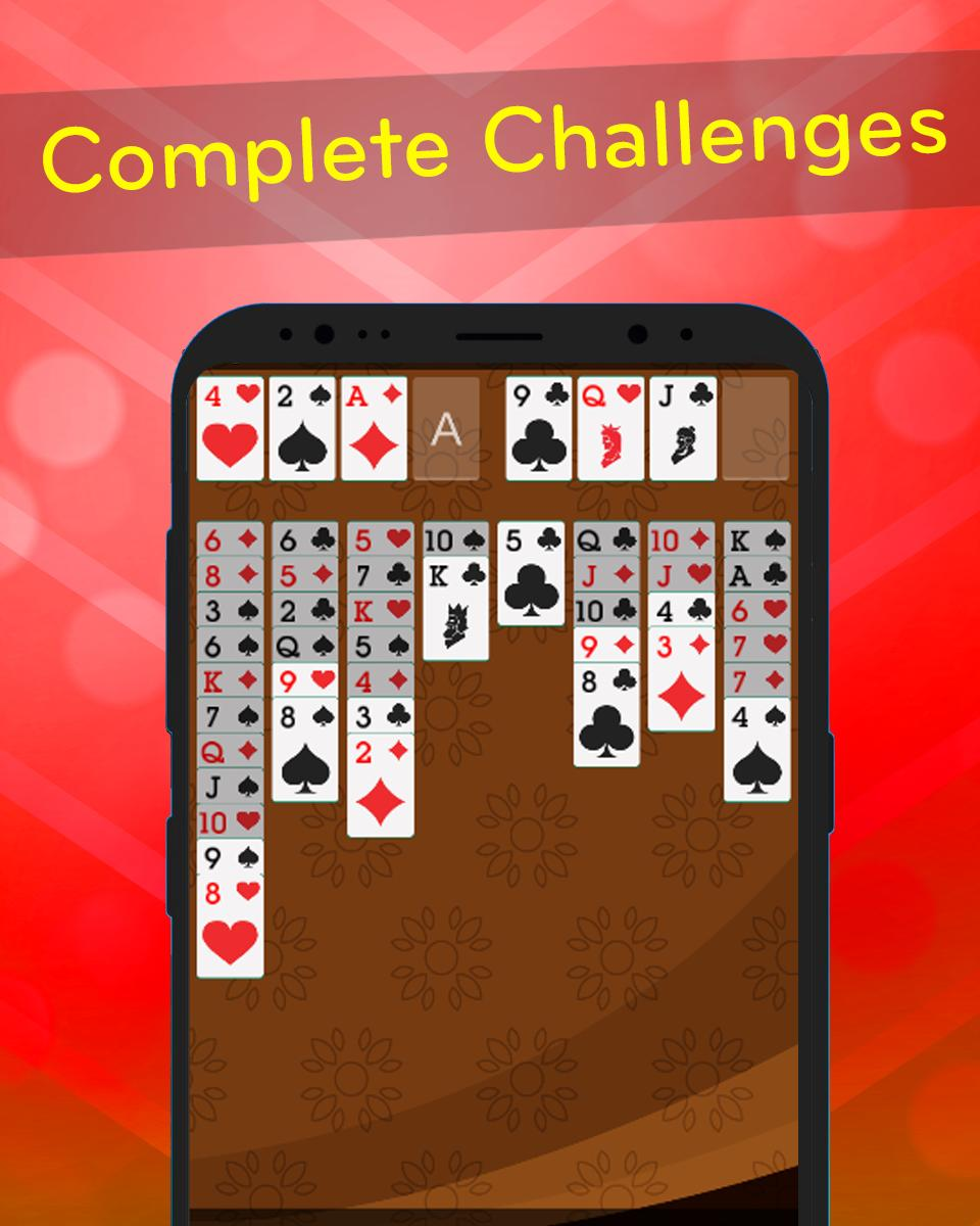 FreeCell – Classic Solitaire 1.3 Screenshot 3