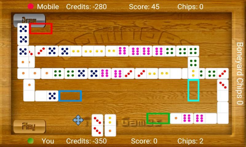 Dominoes Game 1.6.0 Screenshot 1