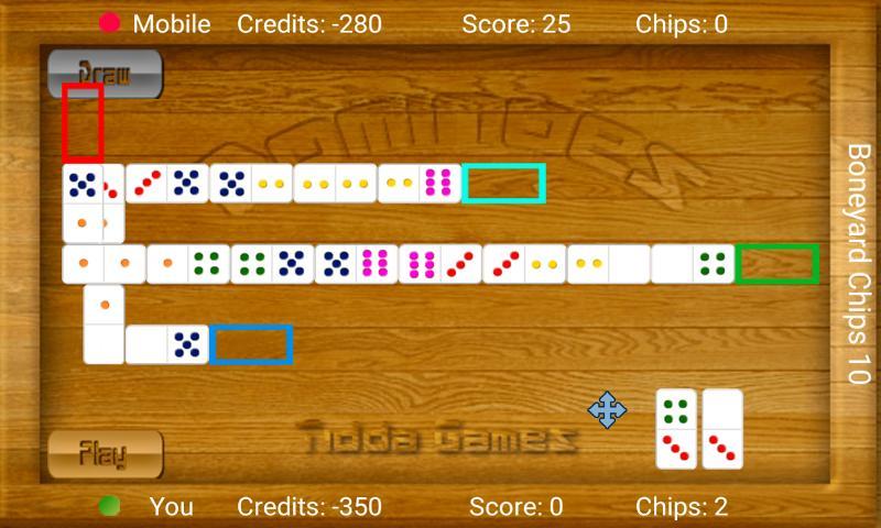 Dominoes Game 1.6.0 Screenshot 2