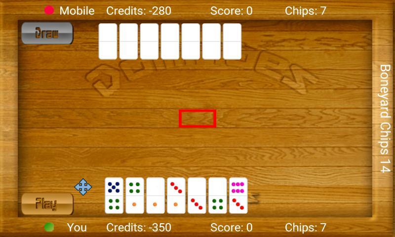 Dominoes Game 1.6.0 Screenshot 3