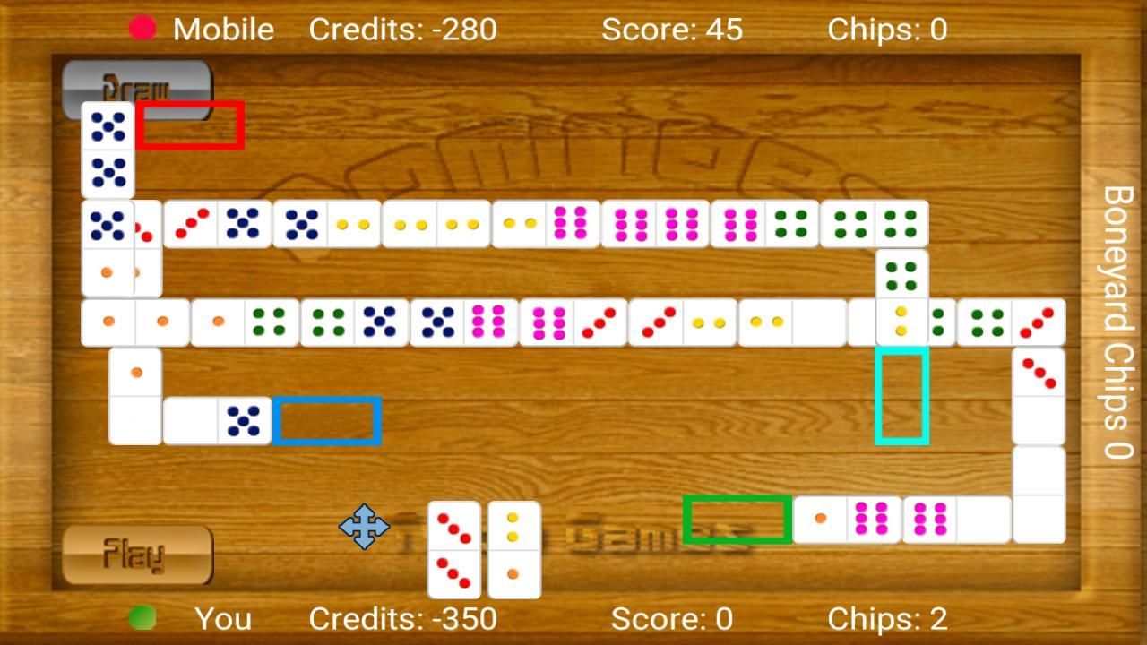 Dominoes Game 1.6.0 Screenshot 4