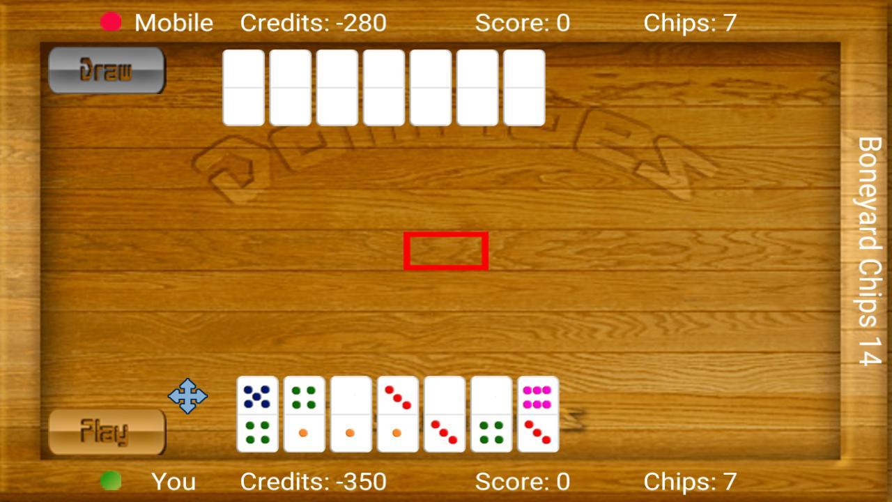 Dominoes Game 1.6.0 Screenshot 9