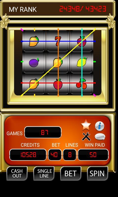 9 WHEEL SLOT MACHINE 2.0.2 Screenshot 2